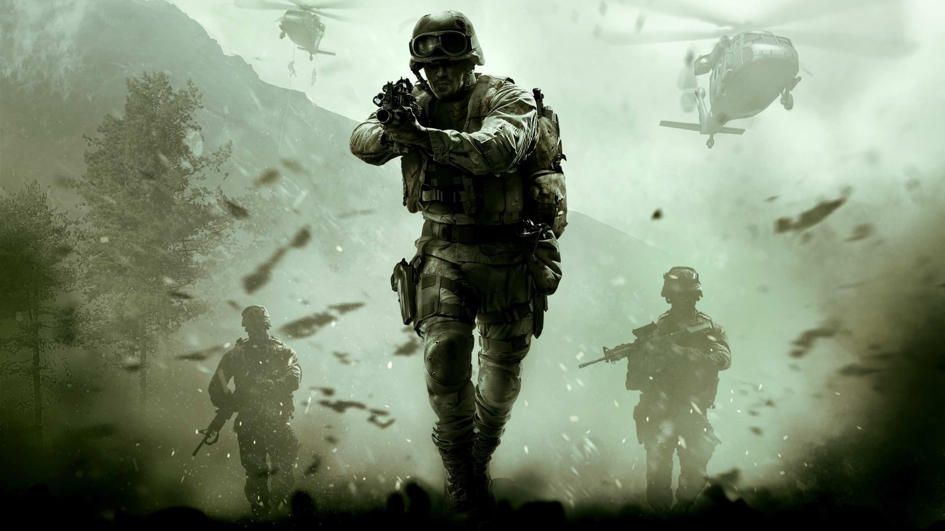 Call of Duty: Infinite Warfare and Modern Warfare Remastered ...