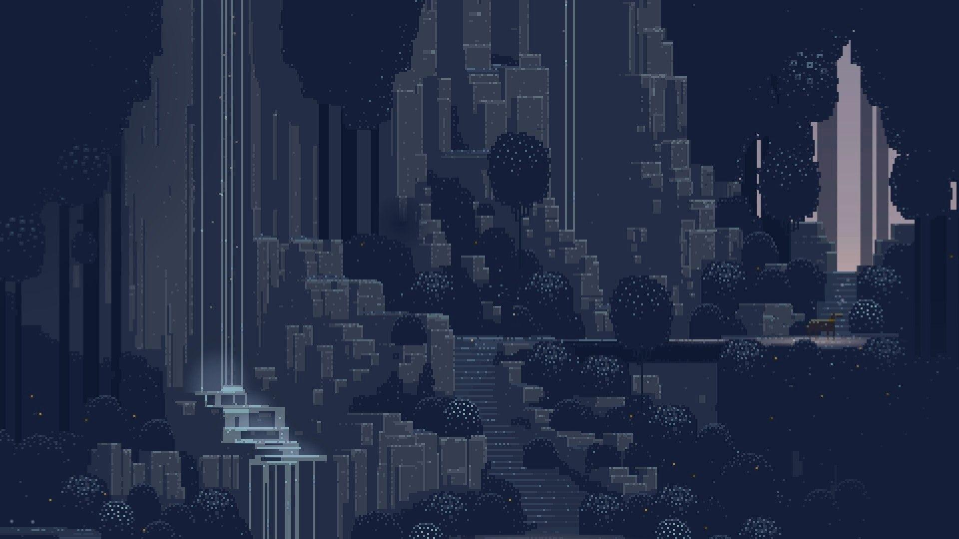 Pixel Art Wallpapers Wallpaper Cave