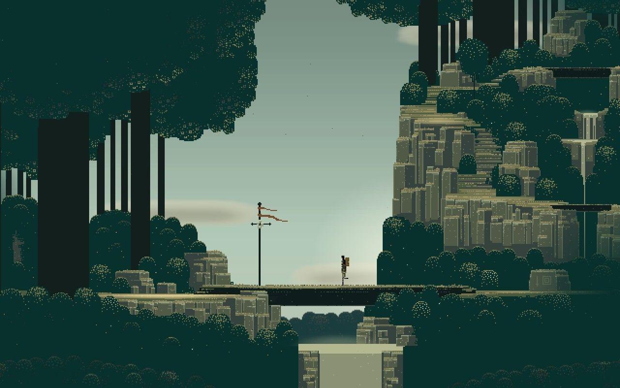 Pixel Art Wallpapers - Wallpaper Cave