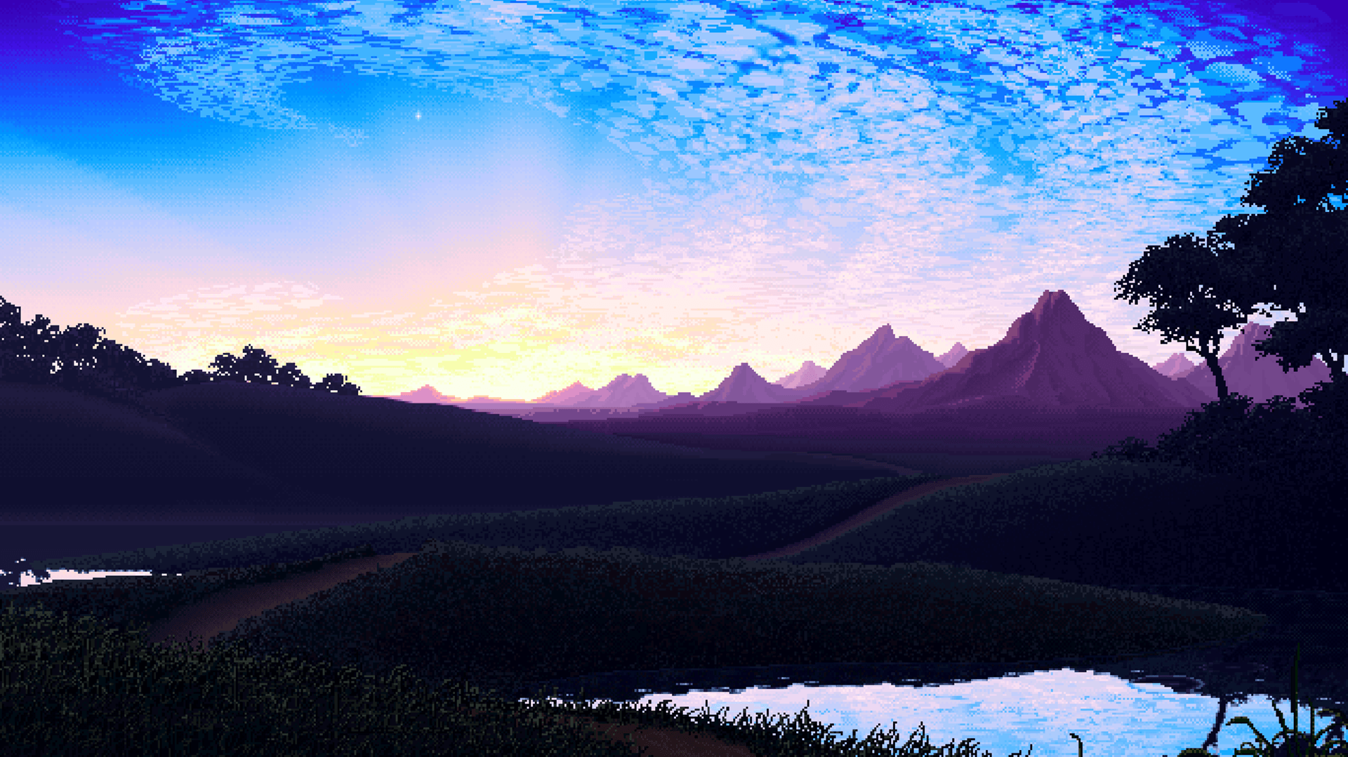 Art Desktop Wallpapers HD   PixelsTalk.Net  Nature Background Art