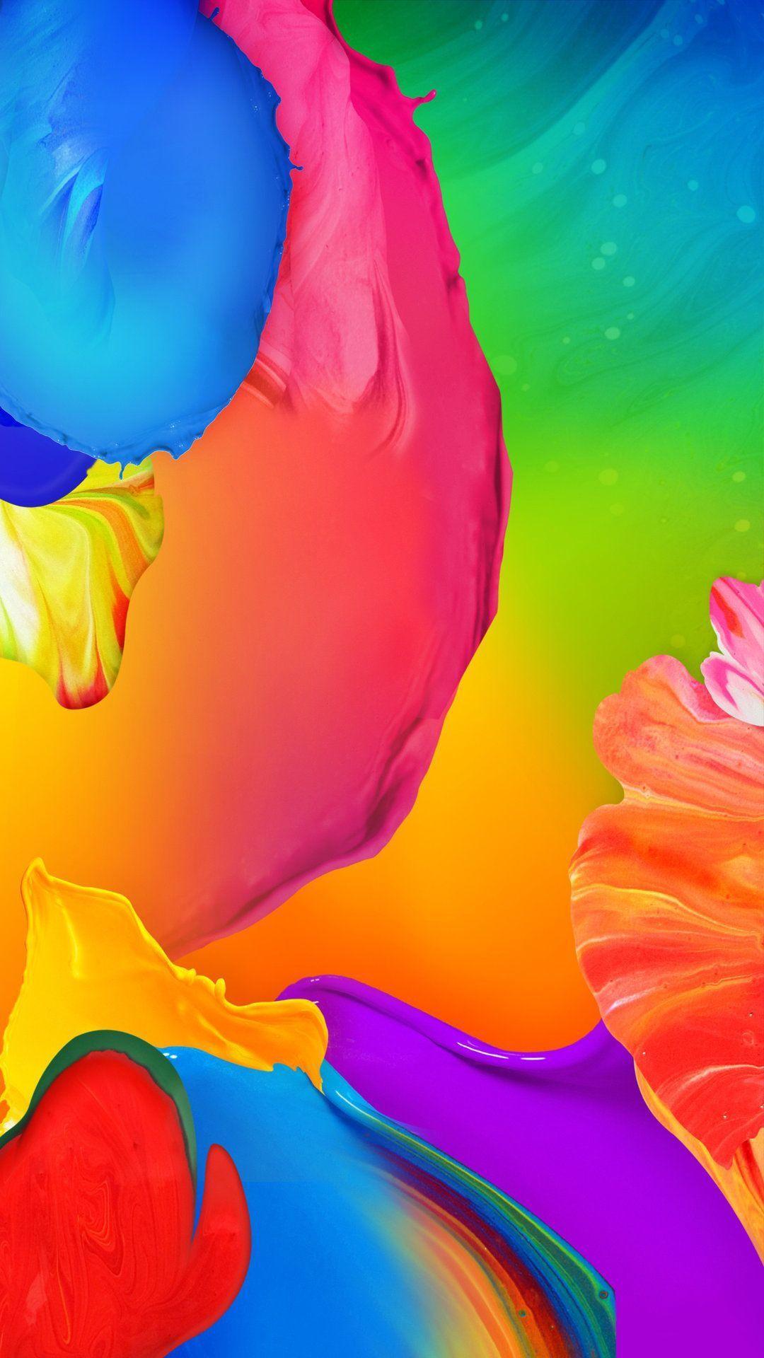 Hd wallpaper vivo - Hd Wallpaper Vivo V5 Painting Colorful Wallpaper Paint Colors Colors And Android