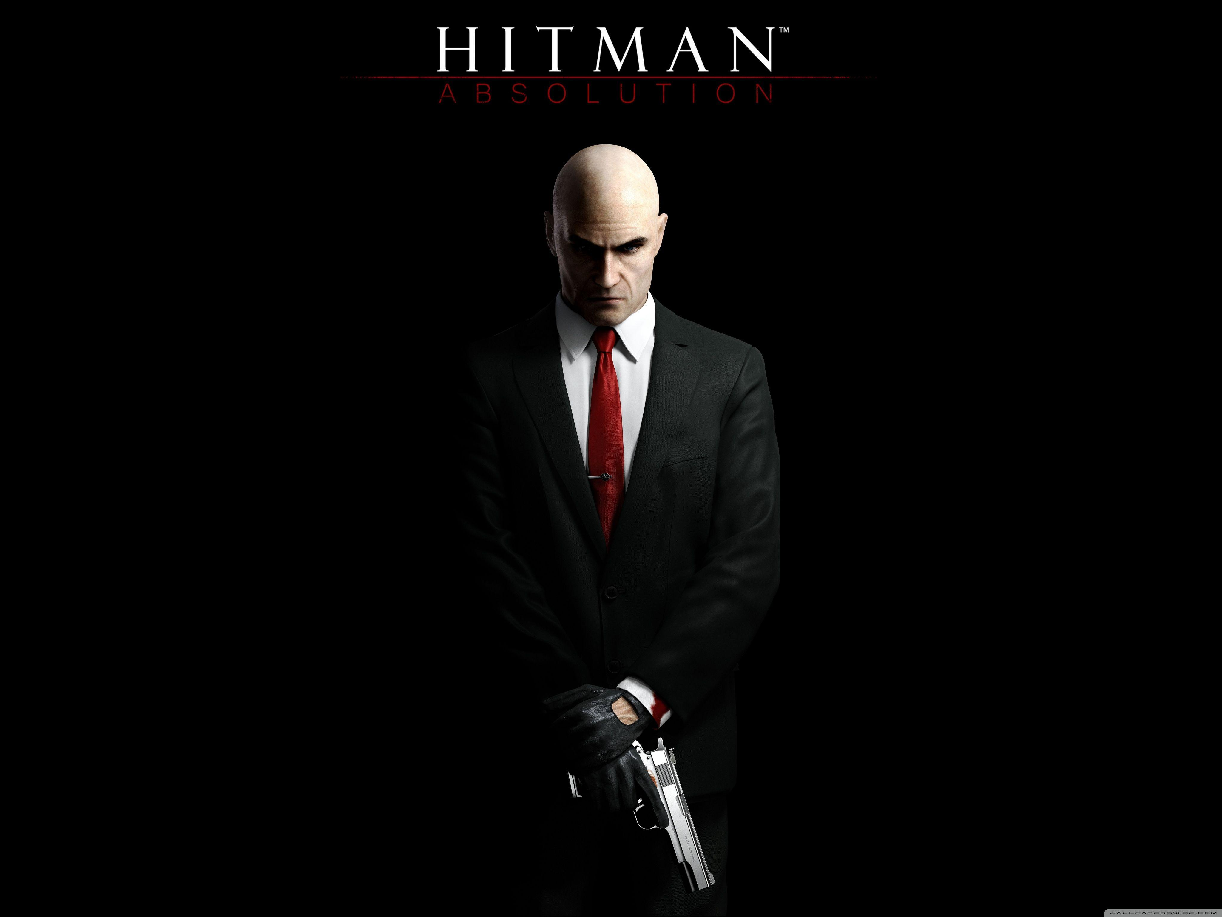 Agent 47 Wallpapers Wallpaper Cave