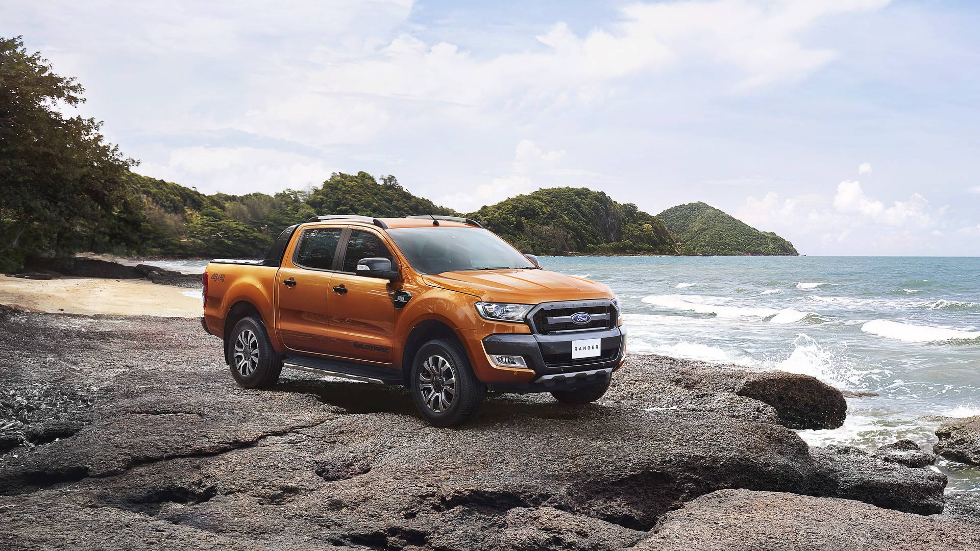 Ultra Hd Wallpaper Of Scout Ranger: Ford Ranger Wallpapers