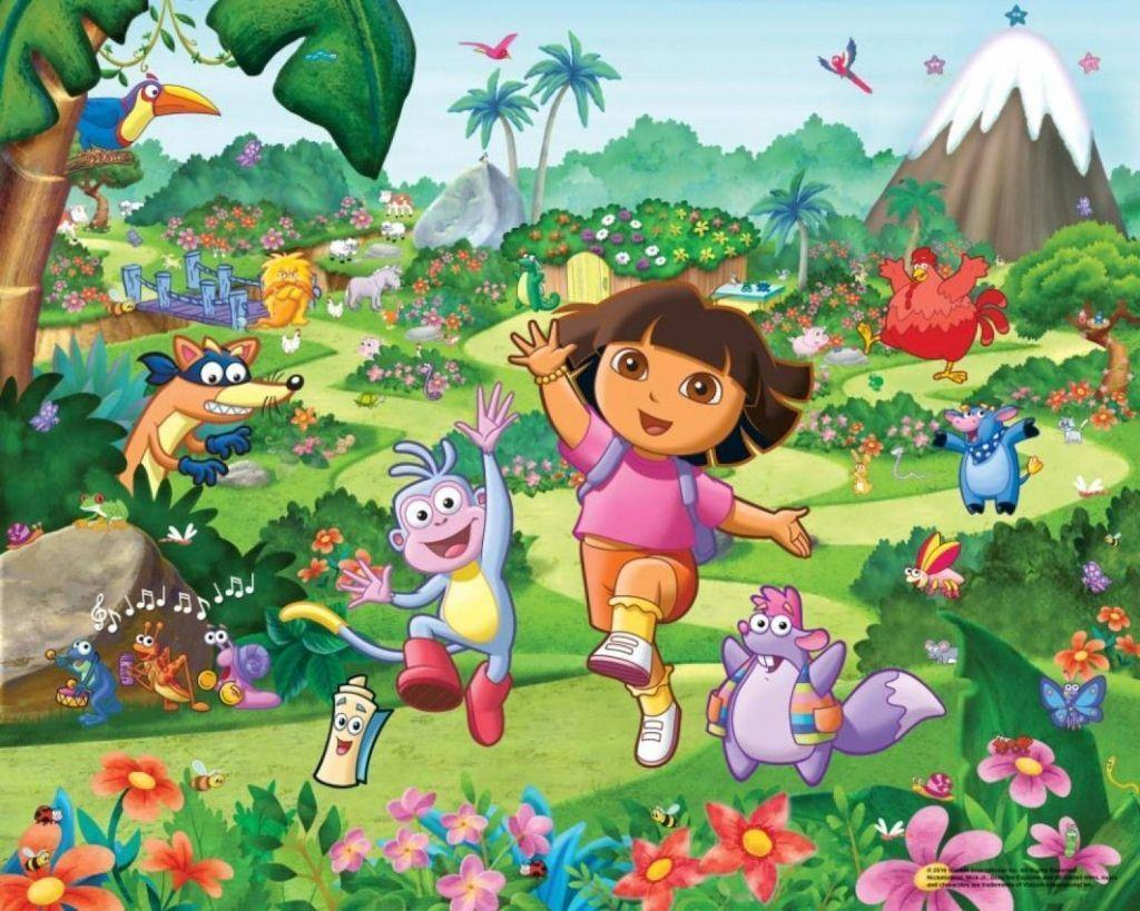 Dora The Explorer Wallpapers, Awesome 36 Dora The Explorer .