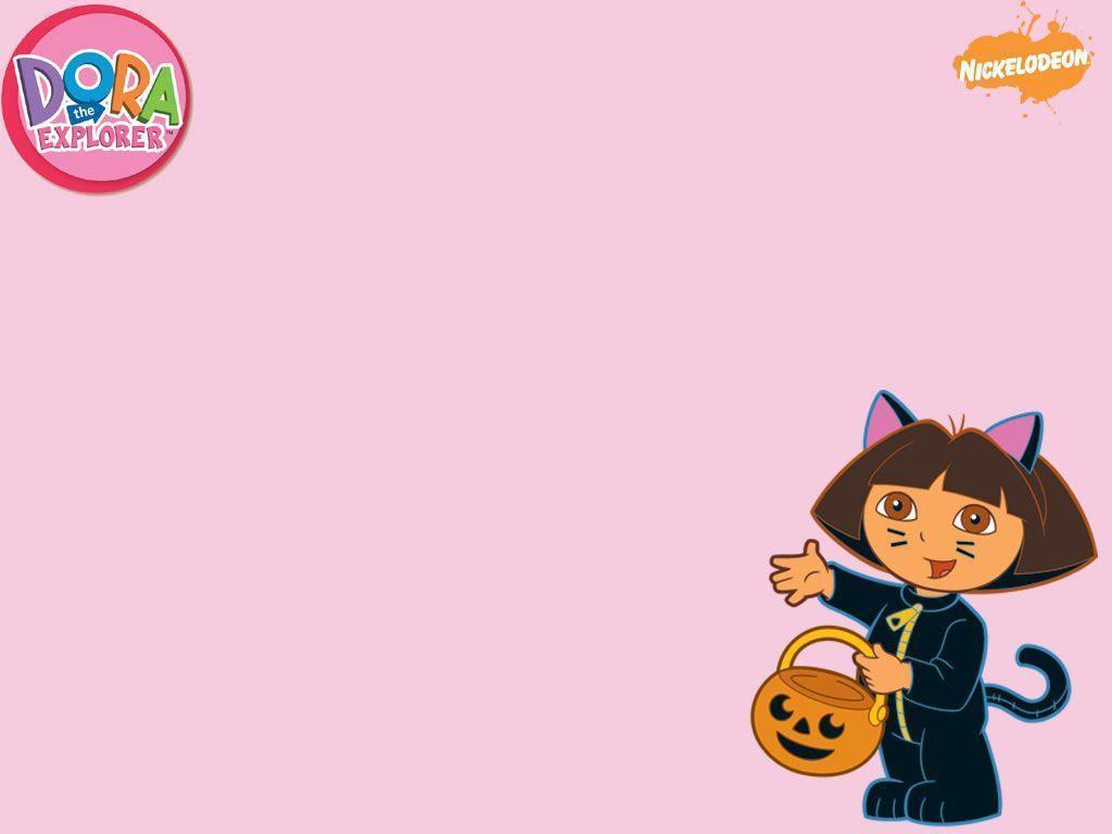Halloween Dora Wallpaper at Wallpaperist