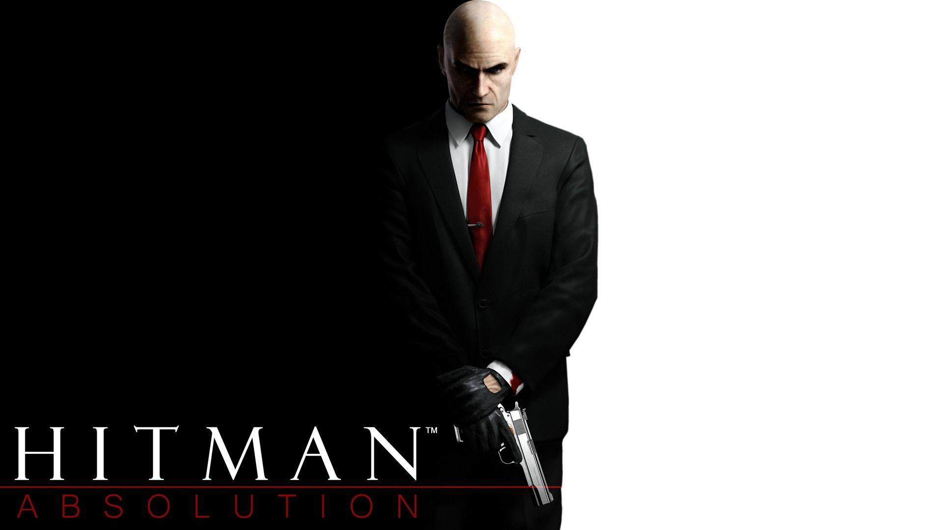 Agent 47 Hitman Absolution