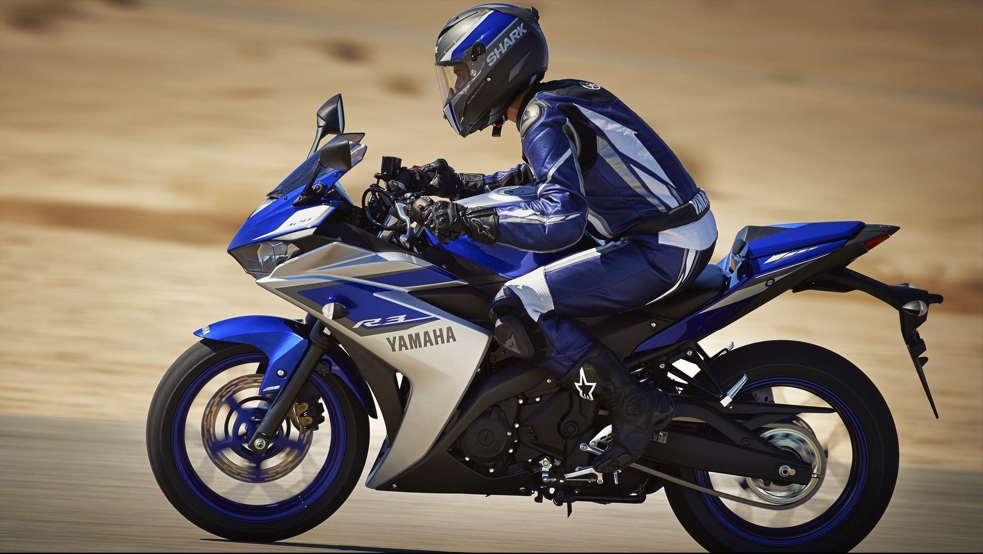 Yamaha YZF-R3 Wallpapers
