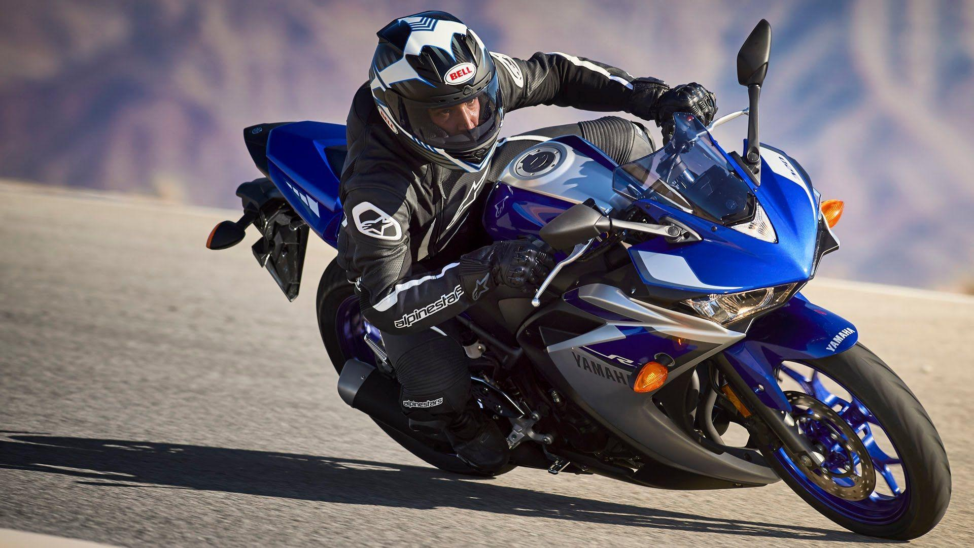 Yamaha YZFR3 Wallpapers  Wallpaper Cave