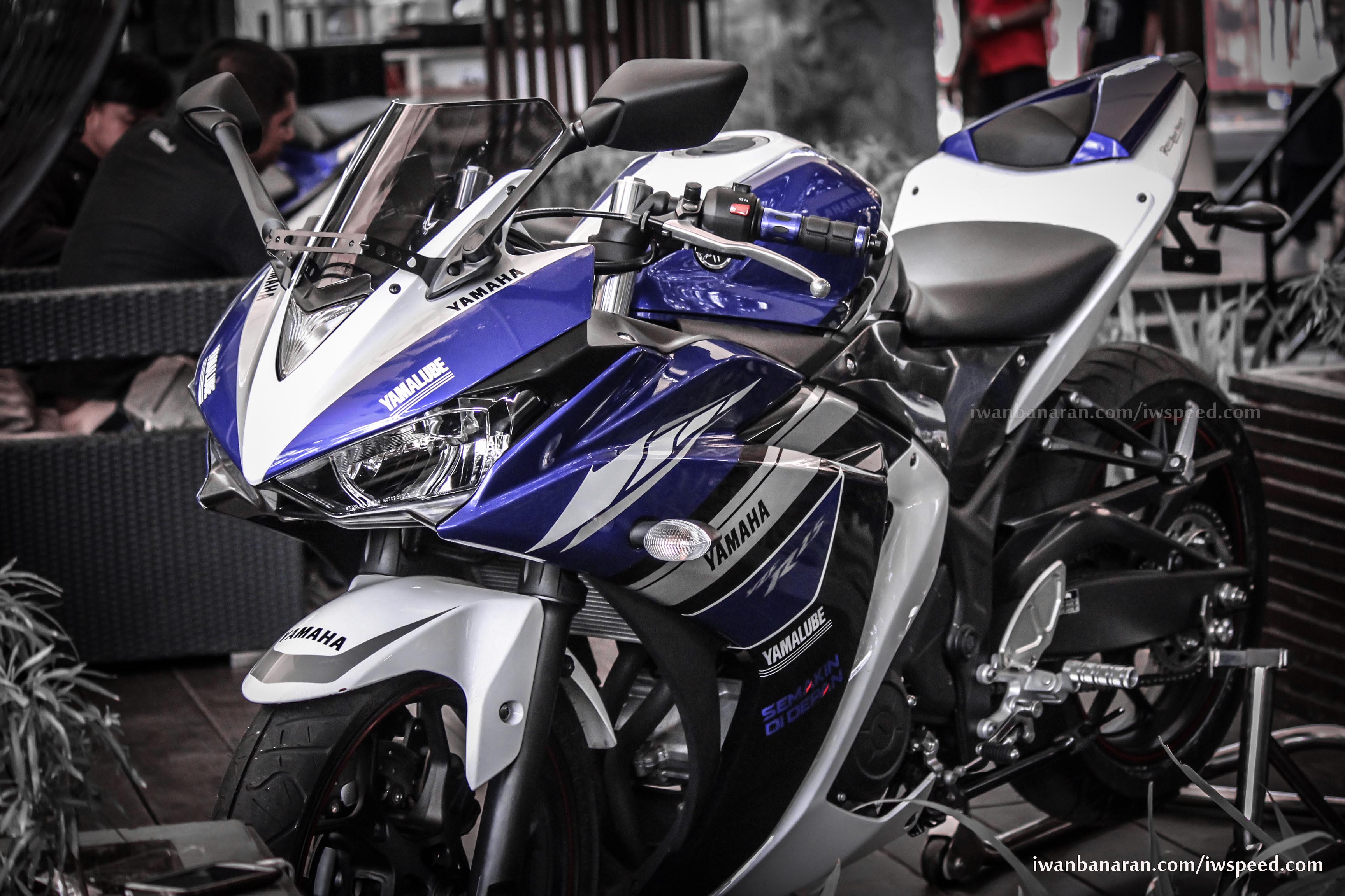Yamaha yzf r25 wallpapers wallpaper cave for Yamaha yzf r25