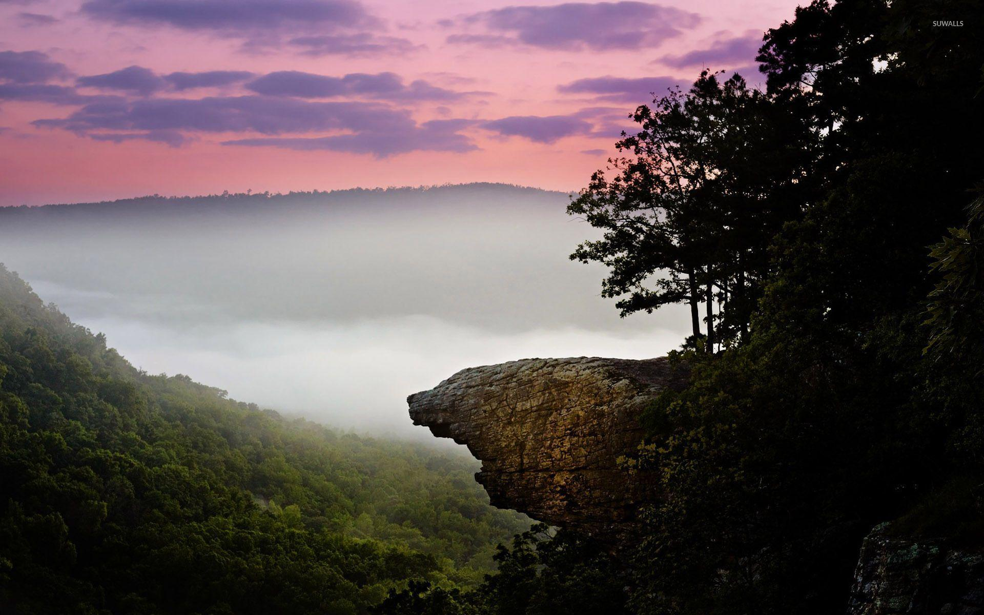 Whitaker Point, Arkansas wallpaper - Nature wallpapers - #26139
