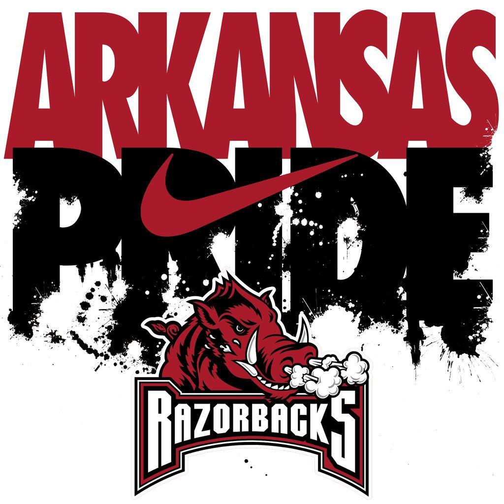 Arkansas Pride by AdamGreenGFX