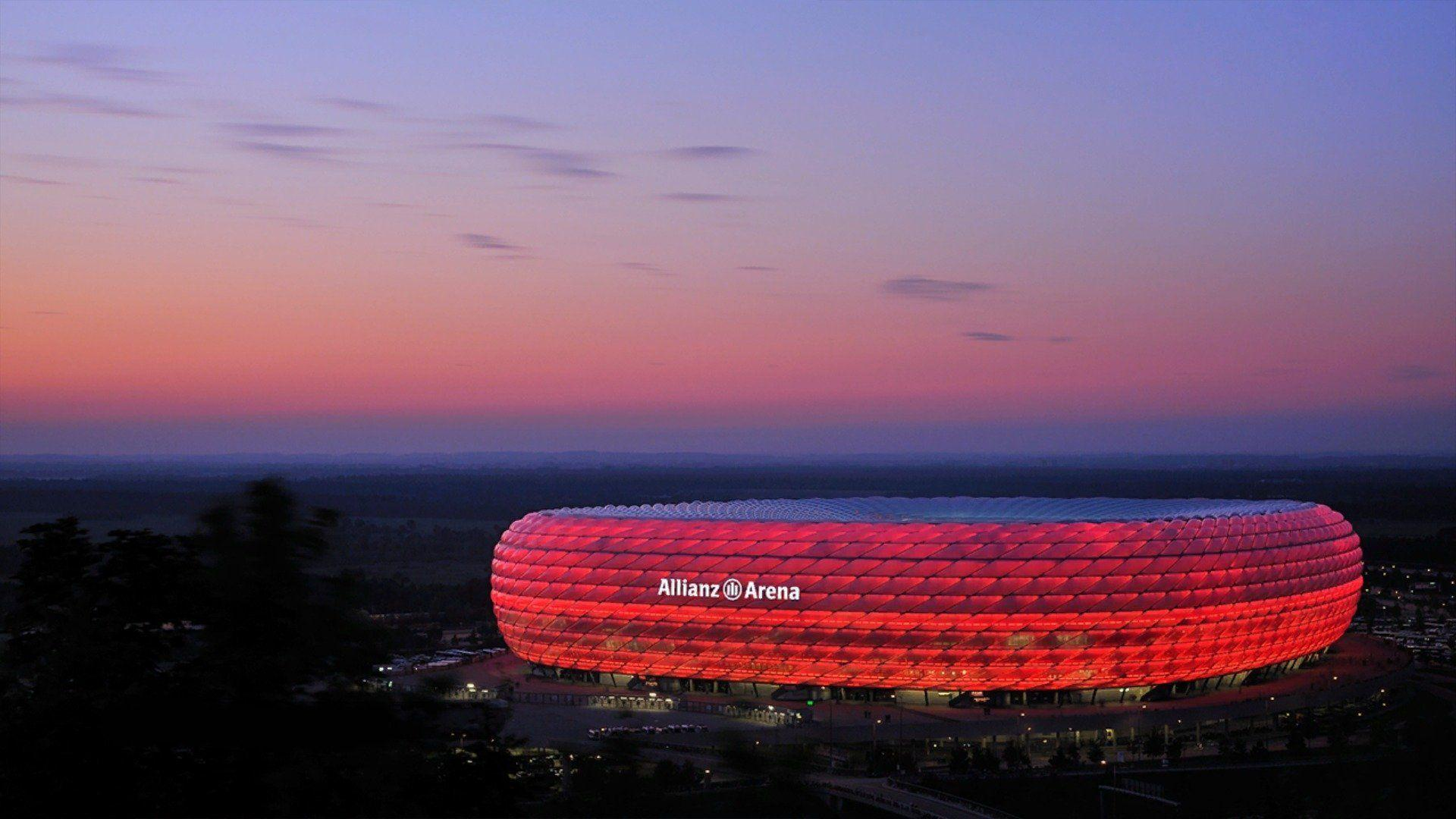 allianz arena wallpapers wallpaper cave. Black Bedroom Furniture Sets. Home Design Ideas