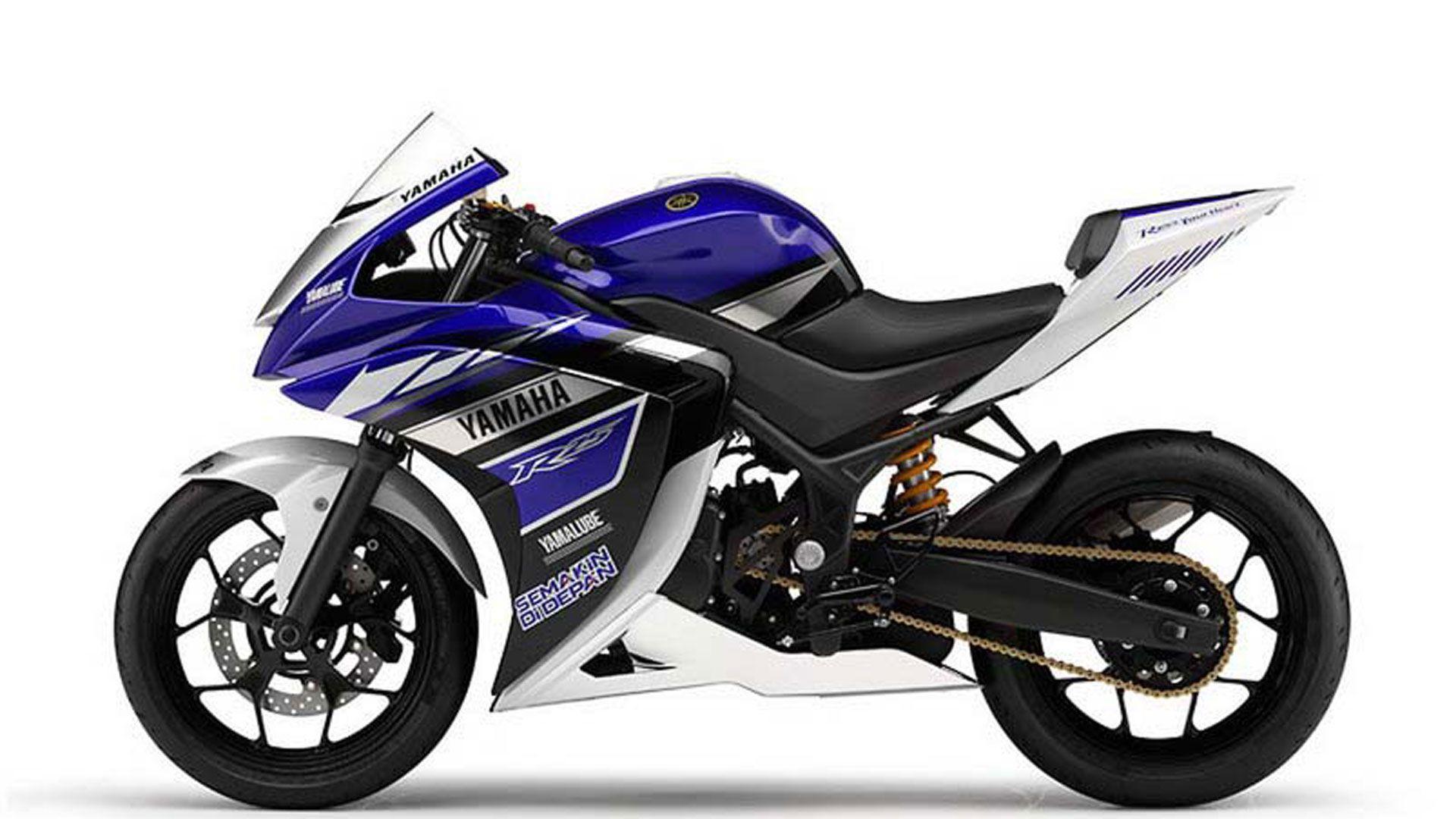 Yamaha YZF-R25 Wallpapers