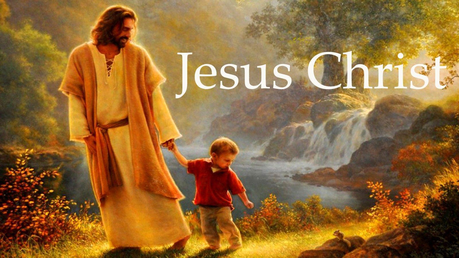 Jesus photos wallpapers wallpaper cave - Wallpaper de jesus ...