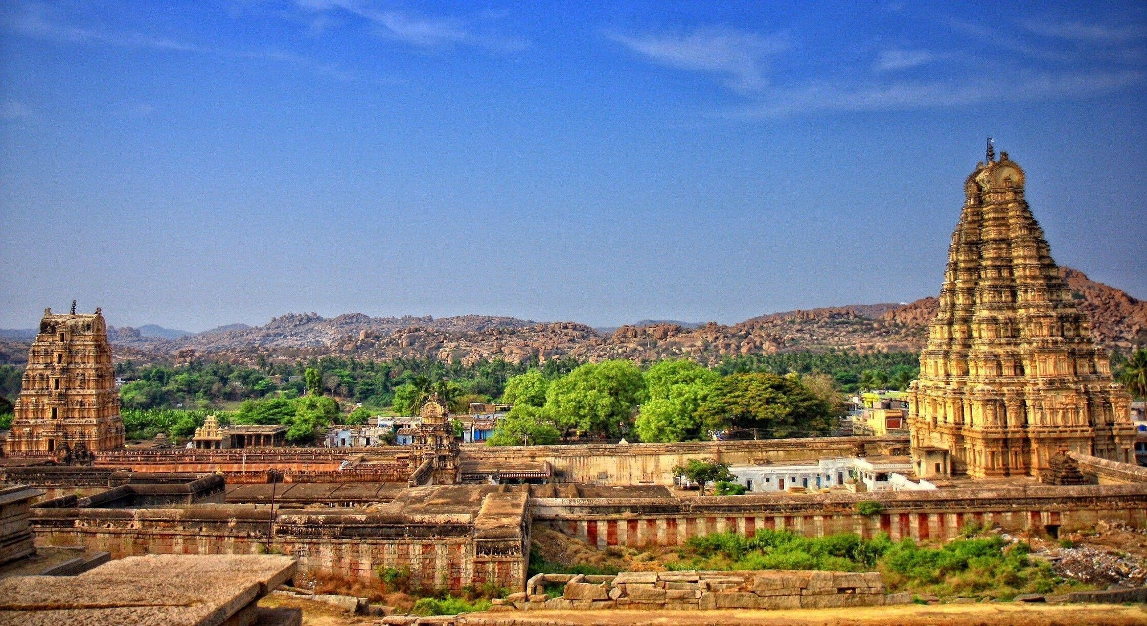 47+ Desktop Wallpaper Hindu Temple Terbaik
