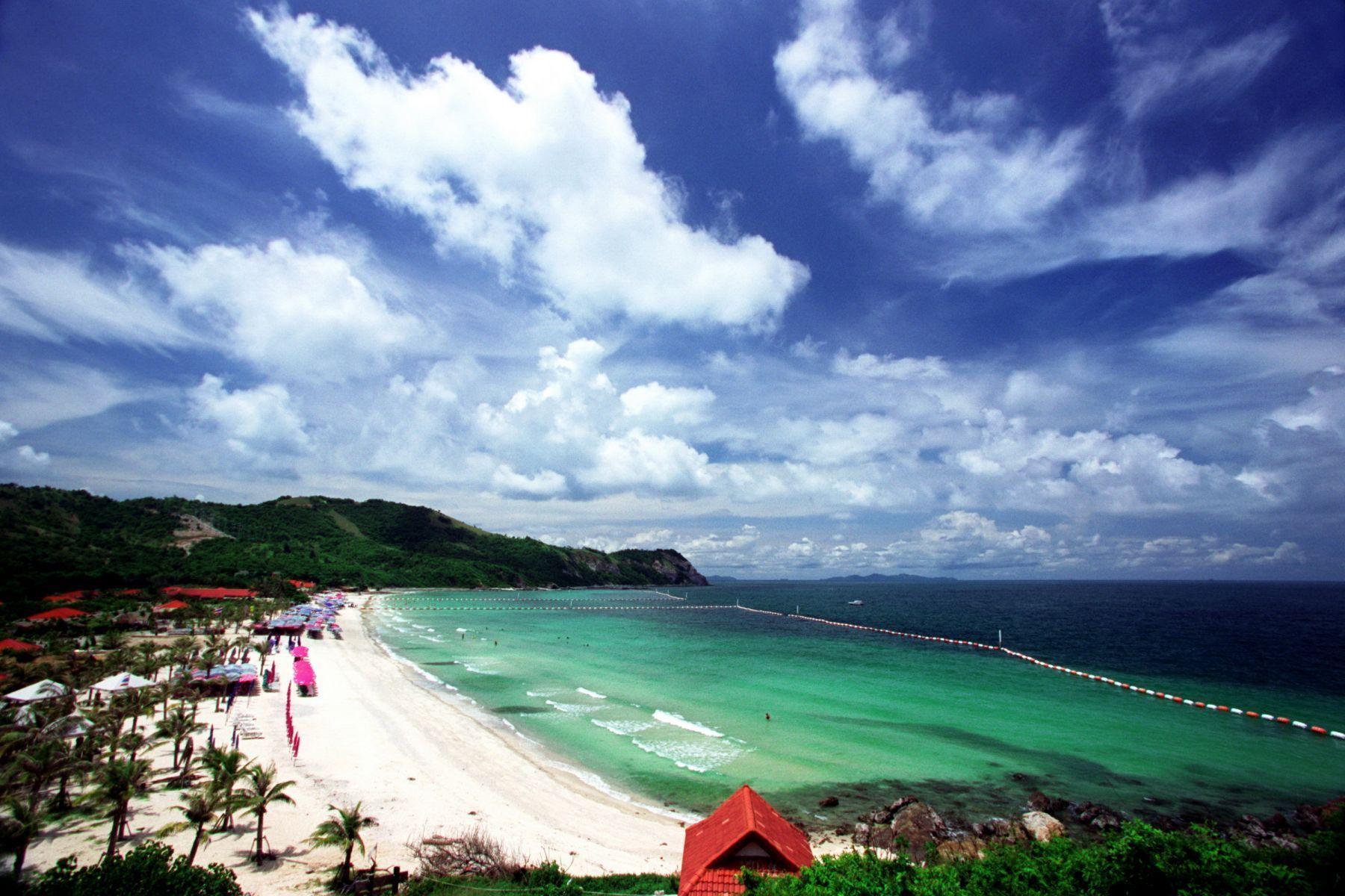 Pattaya Beach Thailand | HD Beach Wallpapers for Mobile and Desktop