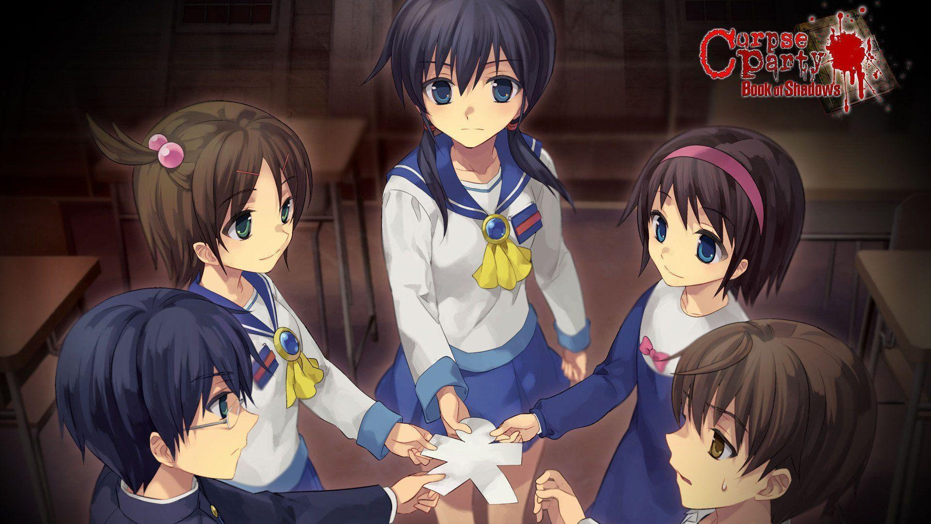 Corpse party boobs adult scenes