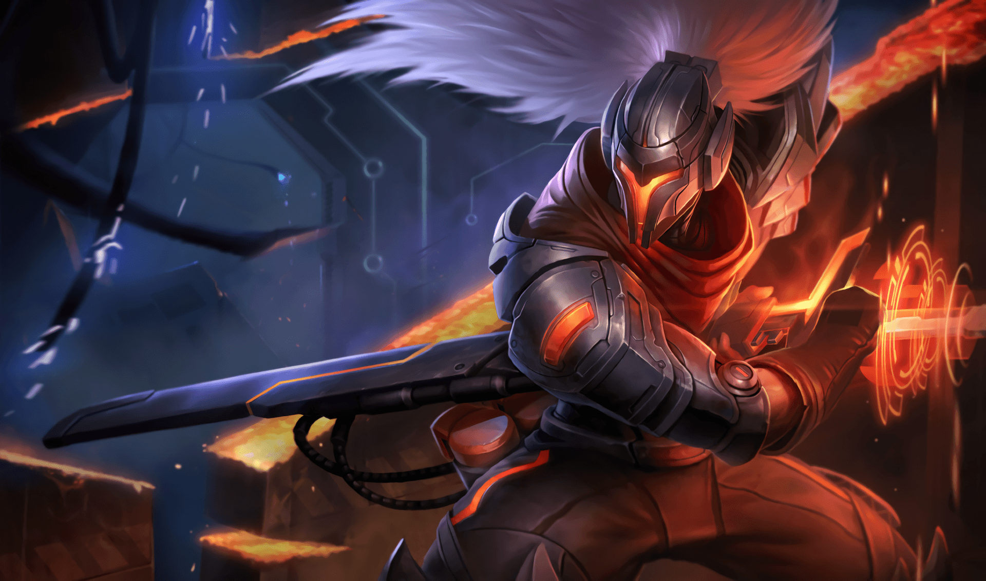 3269 League Of Legends HD Wallpapers