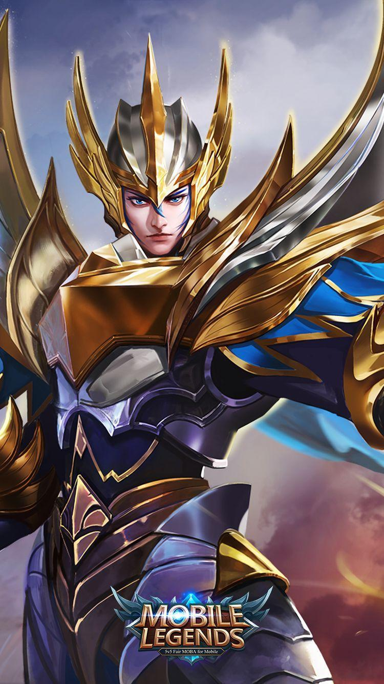 97+ Gambar Hero Mobile Legends Skin Epic Gratis Terbaik