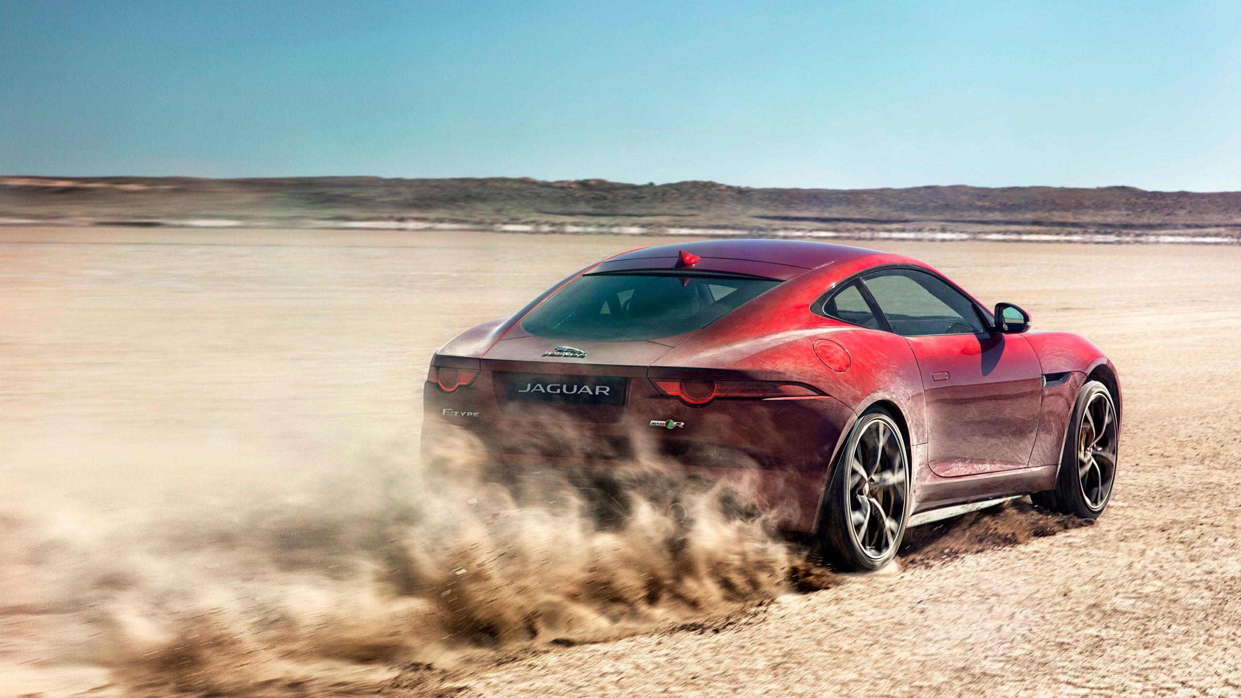 2016 Jaguar F TYPE R Coupe All Wheel Drive Wallpapers