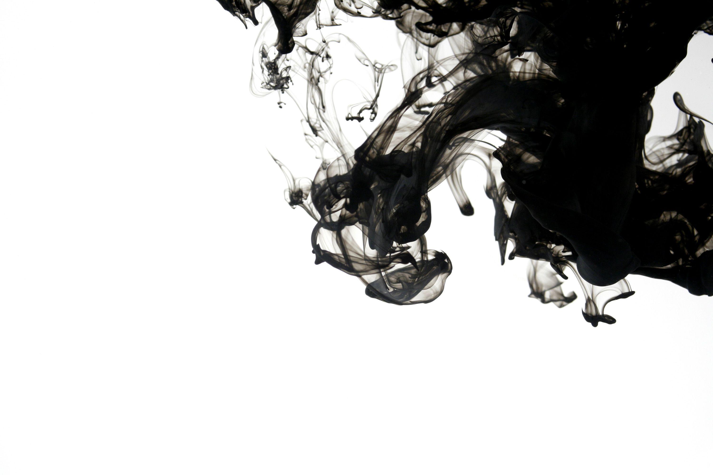 μελάνι μαύρο