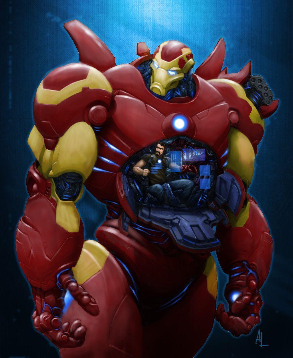 iron man suit drawing wallpaper