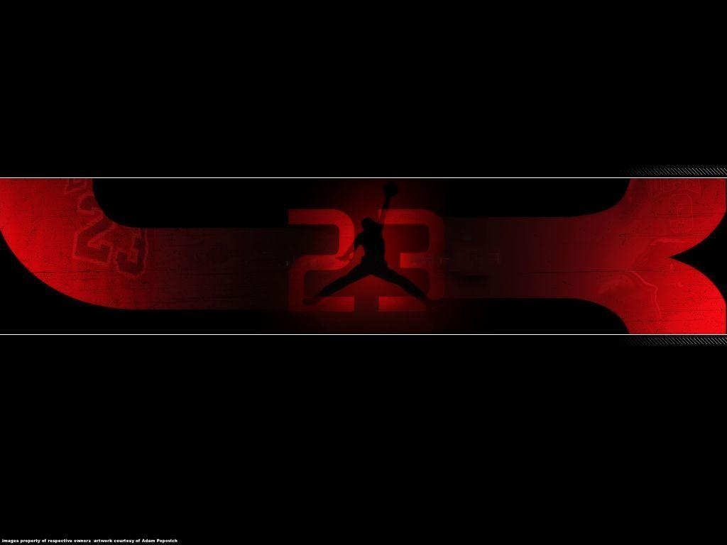 23 Jordan Black And Red Wallpapers Wallpaper Cave