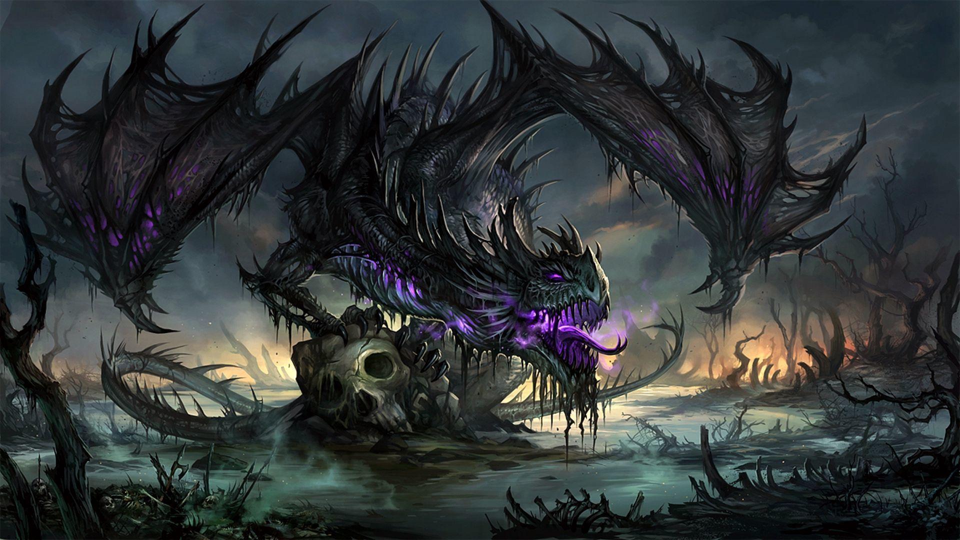 Images Wallpaper » Dragon Wallpaper
