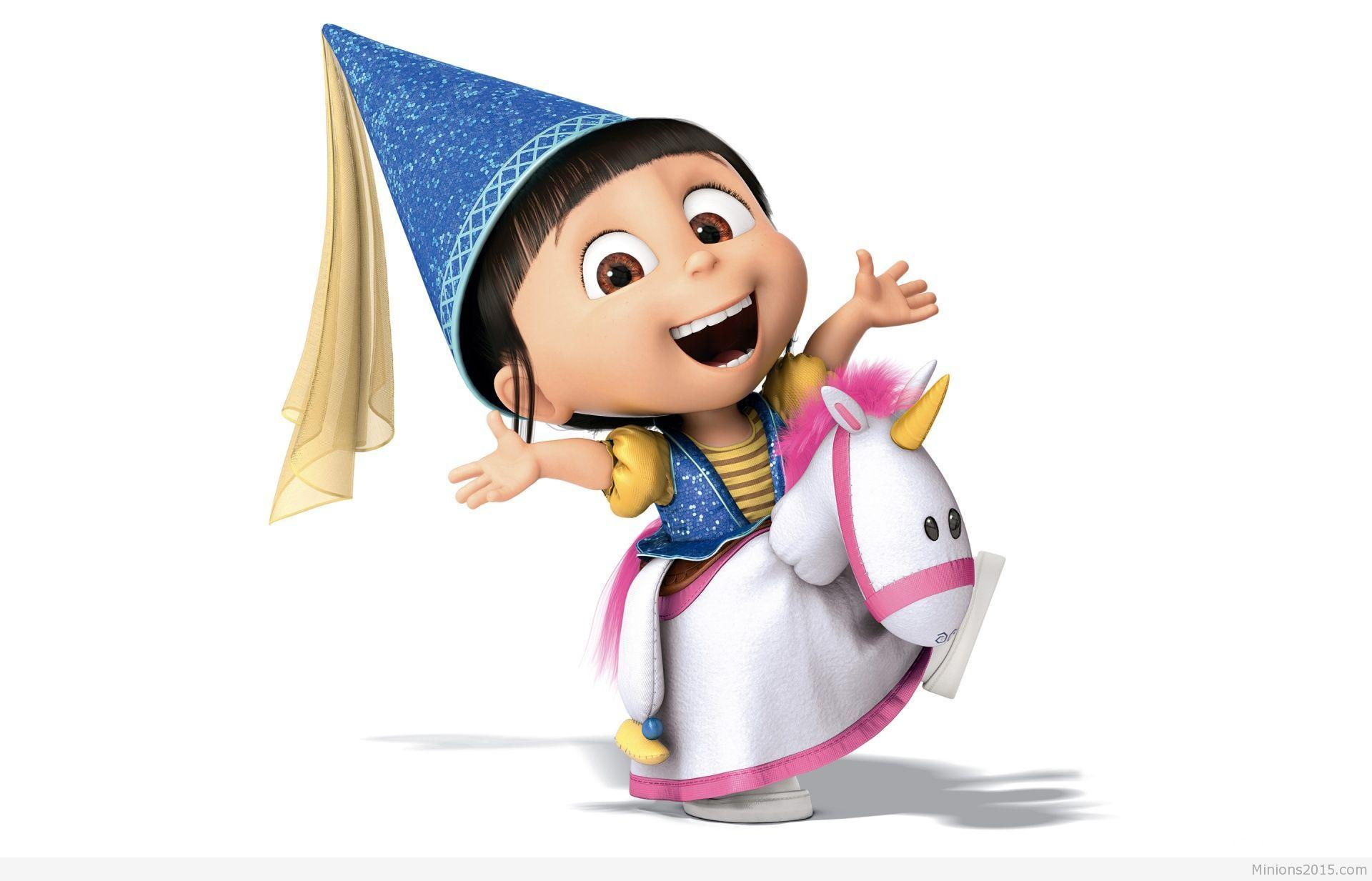 Funny Agnes from Despicable me Pictures wallpapers