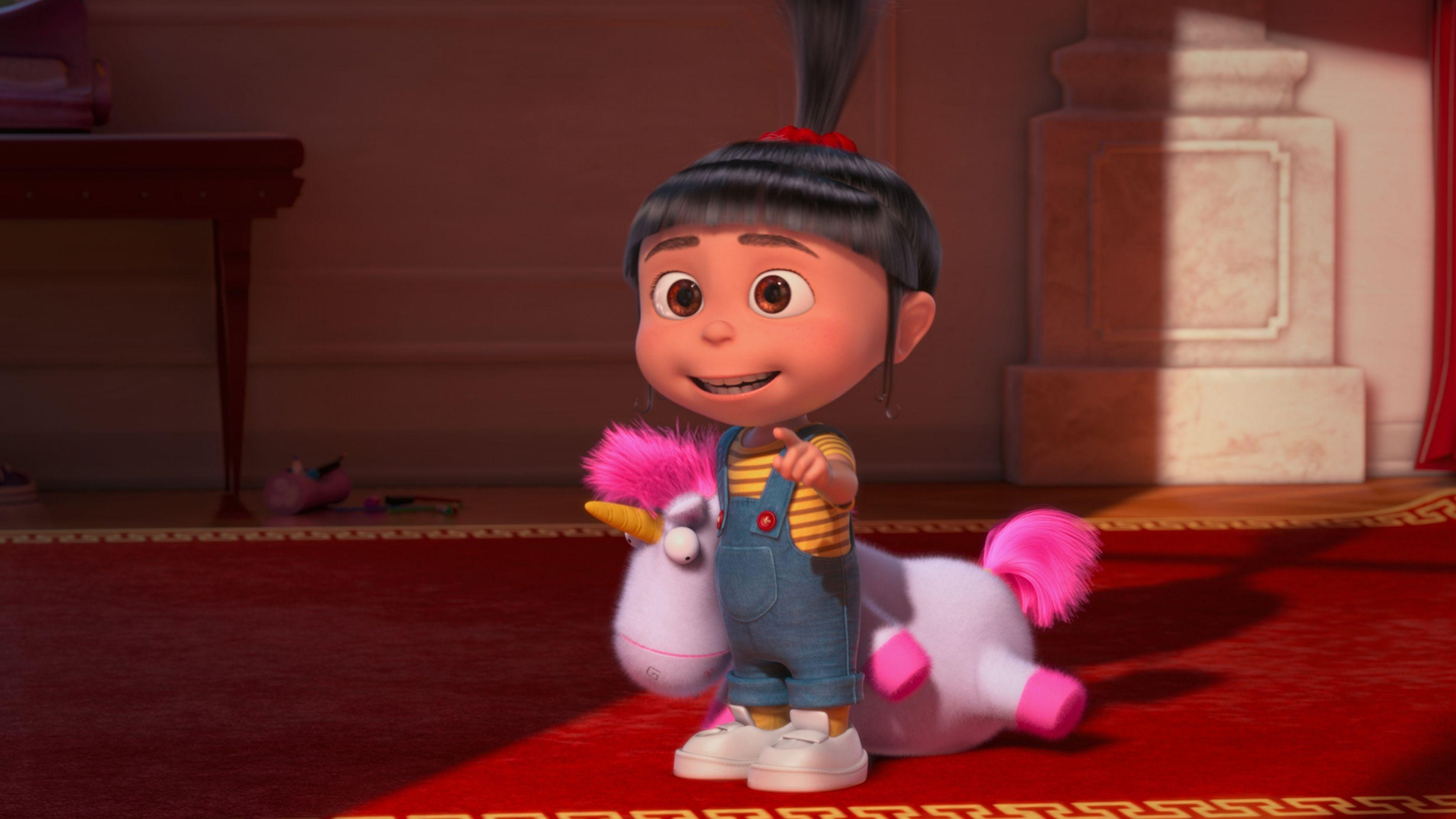 70 Agnes (Despicable Me) HD Wallpapers | Backgrounds - Wallpaper Abyss