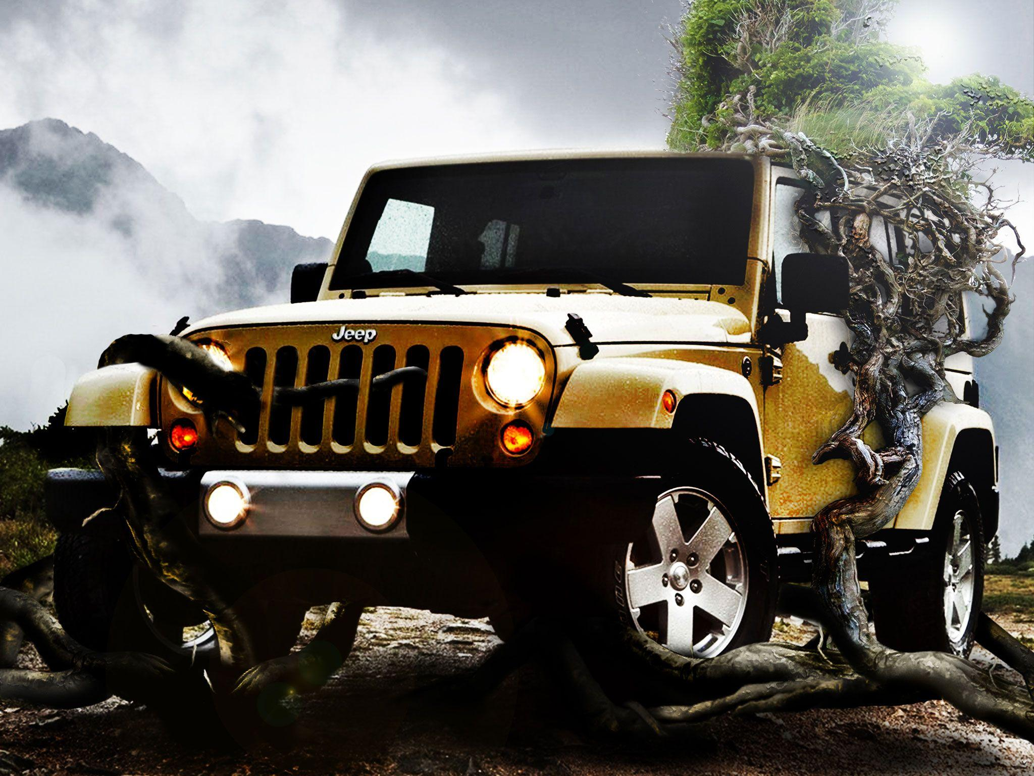 Background Jeep Images Download