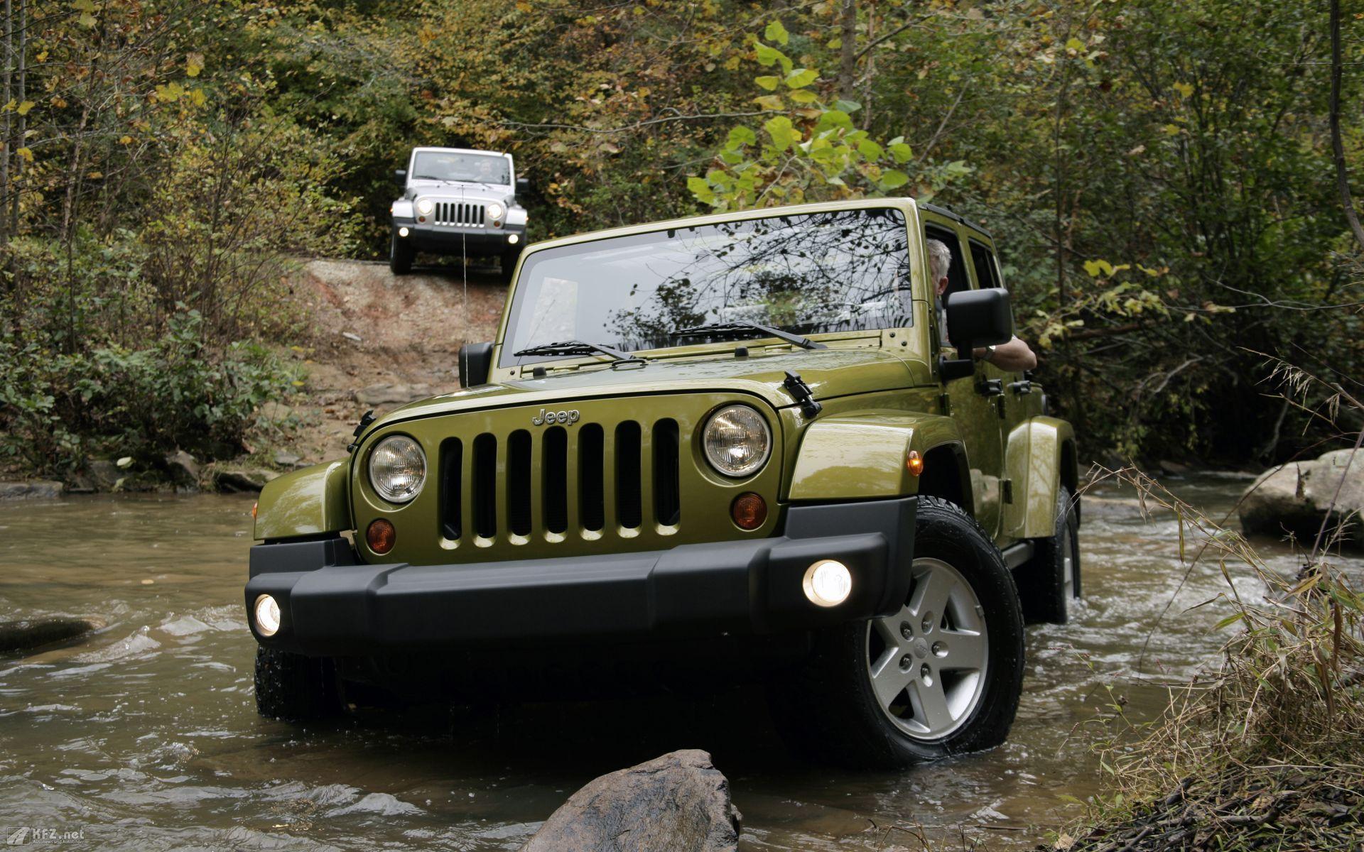 Jeep Wallpapers HD - WallpaperSafari