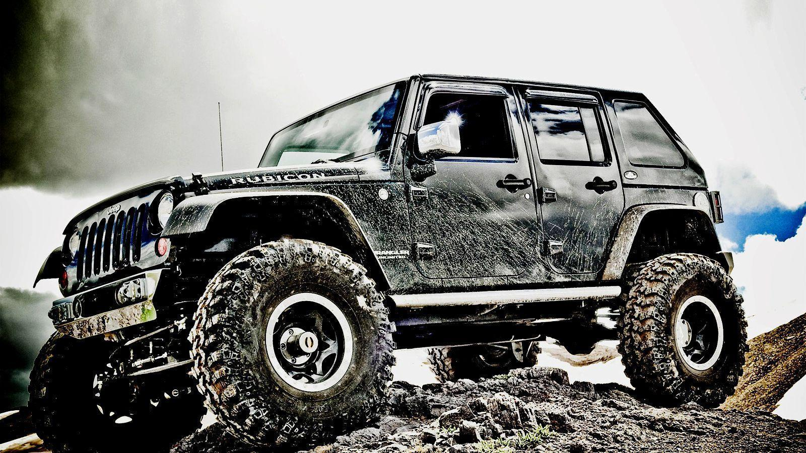 Jeep Wallpapers Wallpaper Cave
