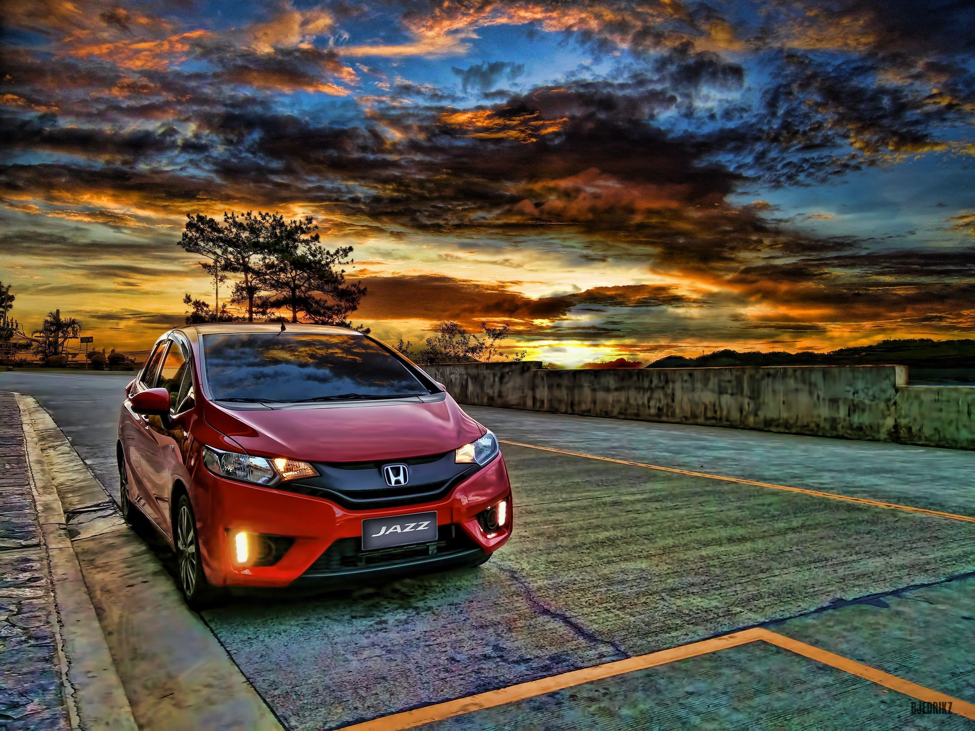 Honda, Jazz Wallpapers HD / Desktop and Mobile Backgrounds
