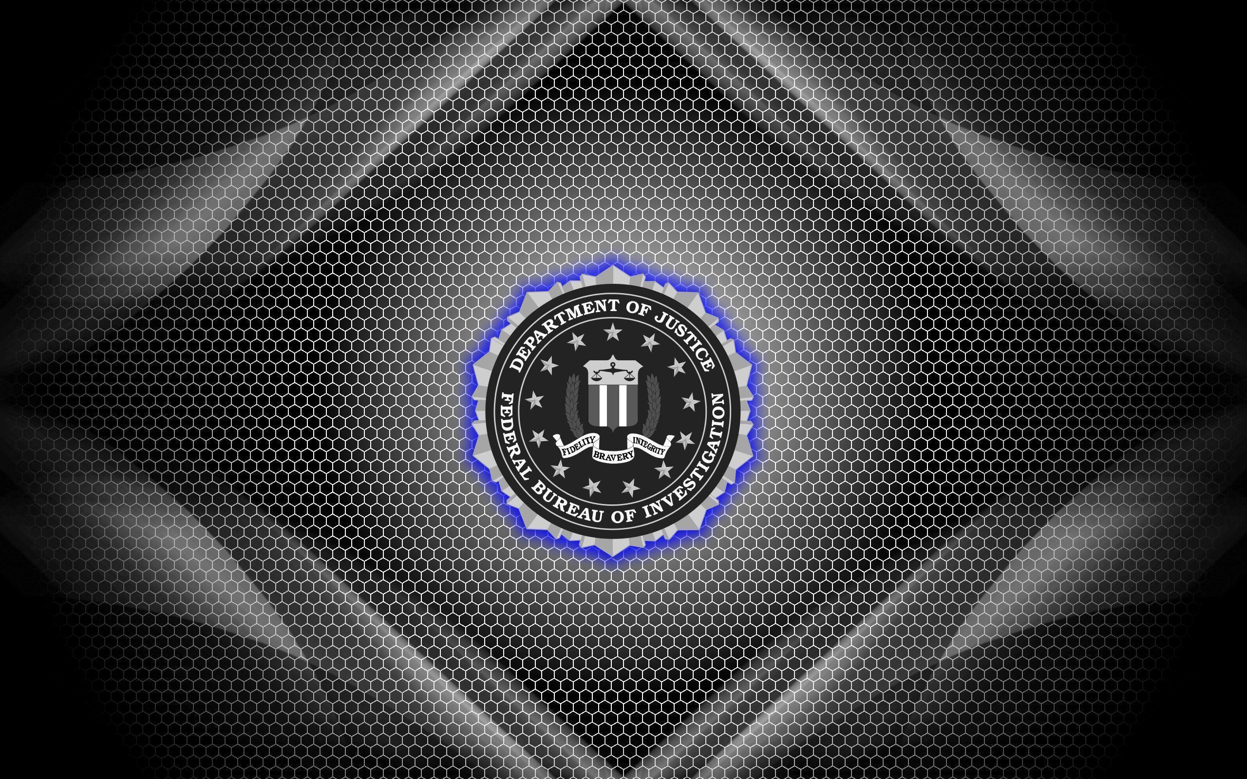 Fbi Logo Wallpaper - WallpaperSafari