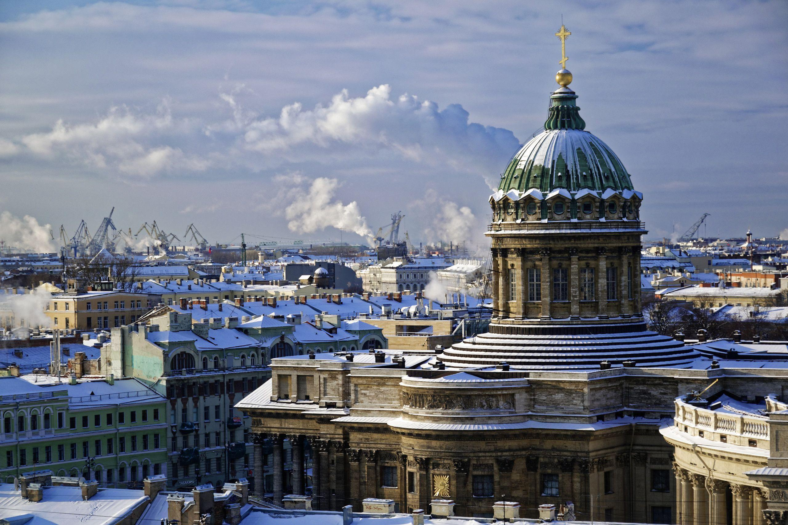 Saint Petersburg HD Wallpaper | Background Image | 2560x1707 | ID ...