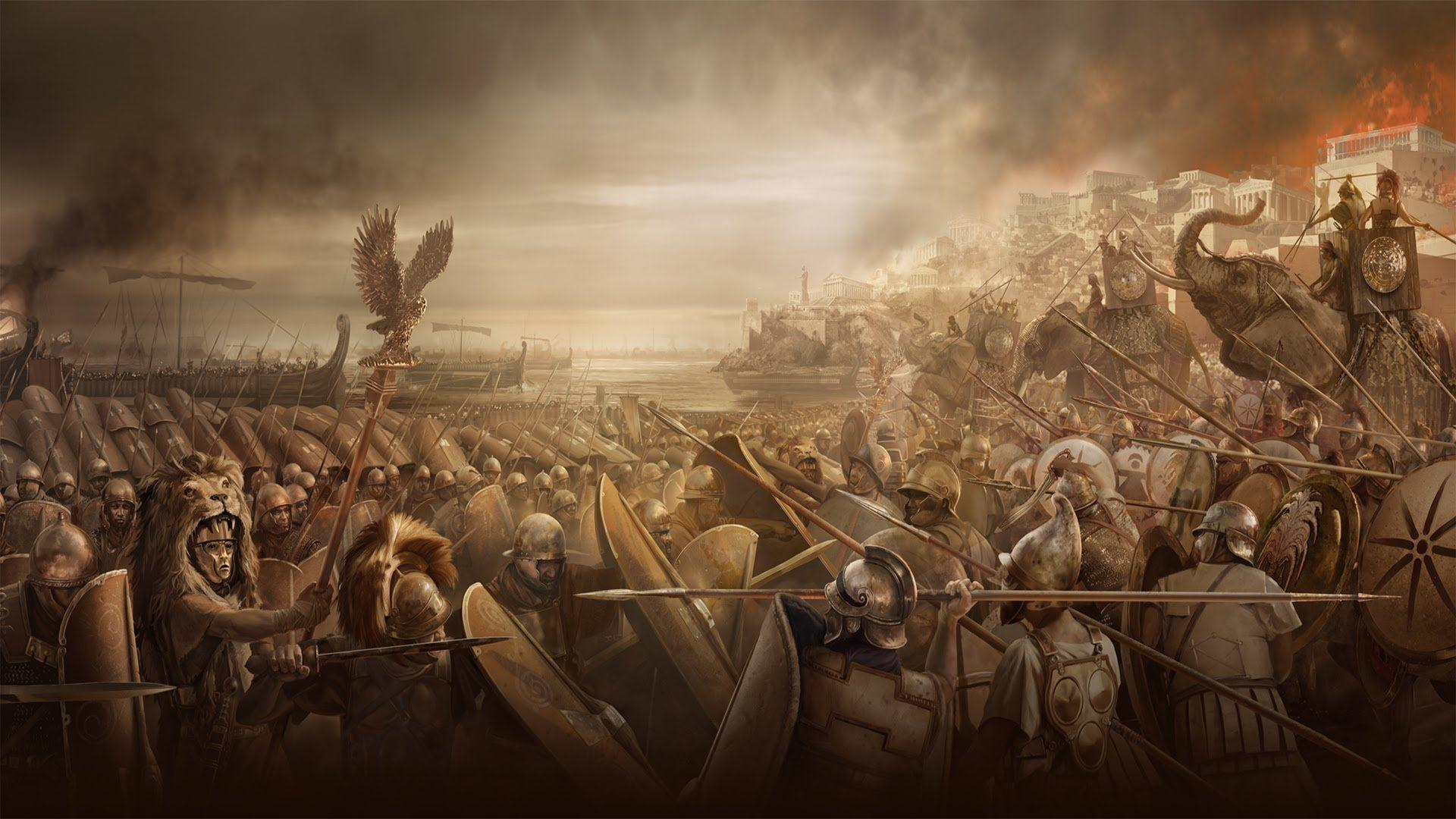 Roman Empire Wallpapers