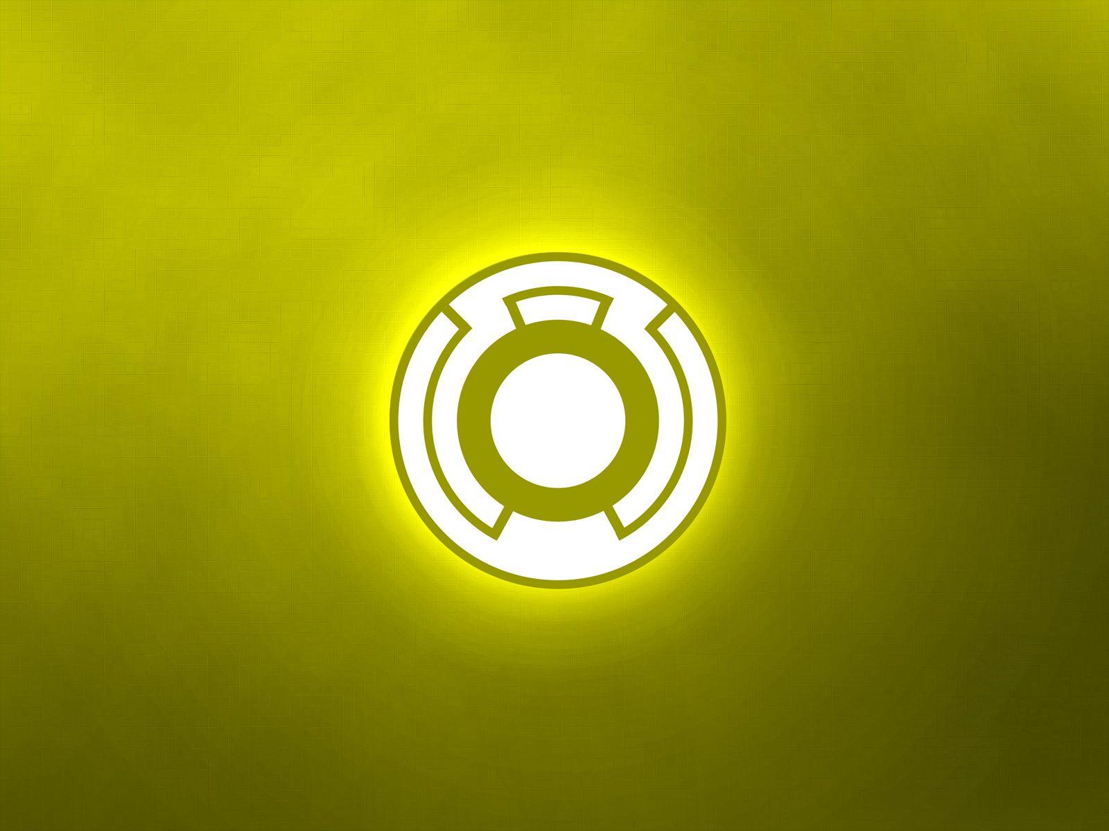 yellow lantern logo - HD 1600×1200