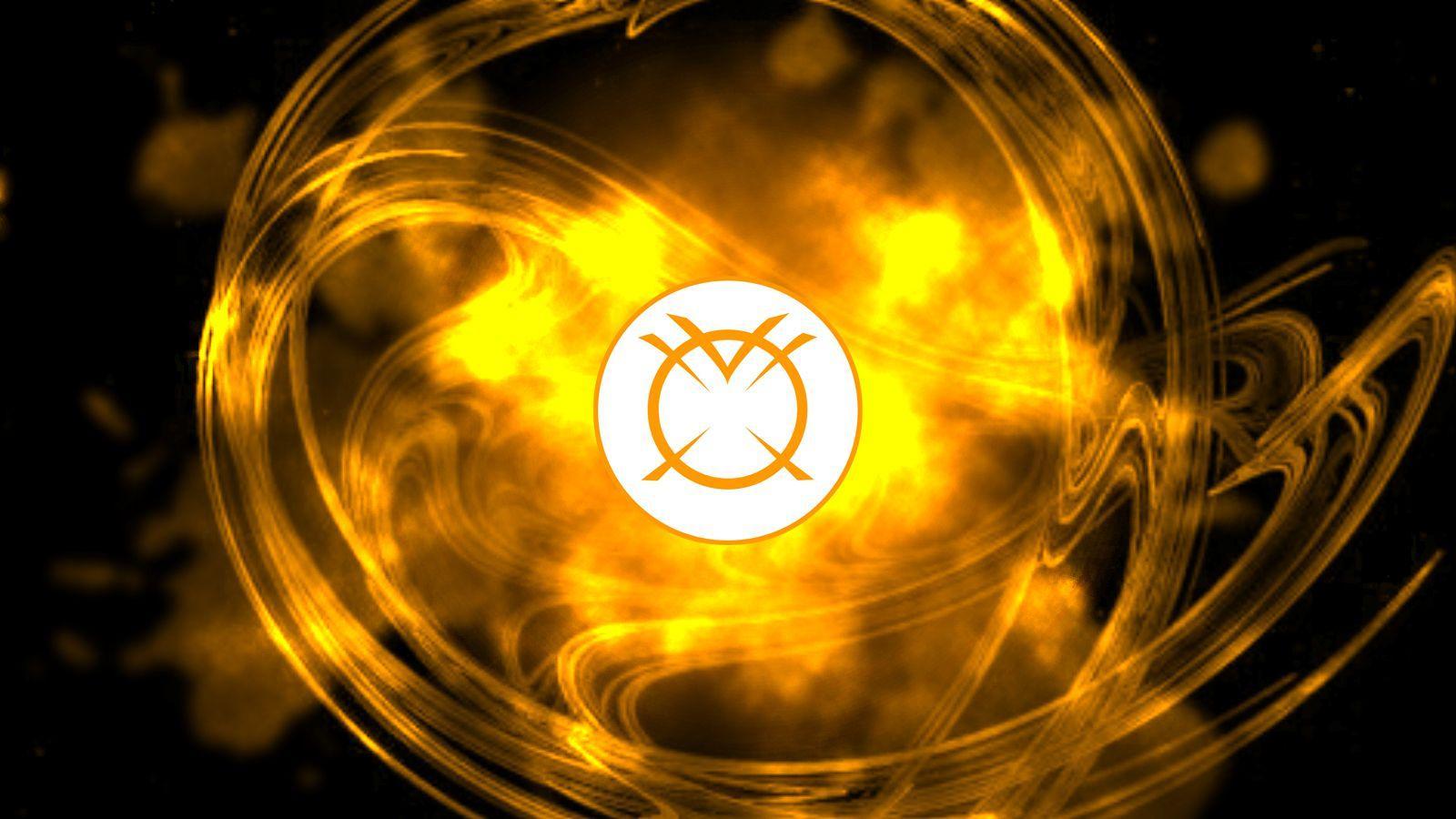 Yellow Lantern Wallpapers - Wallpaper CaveOrange Lantern Corps Logo