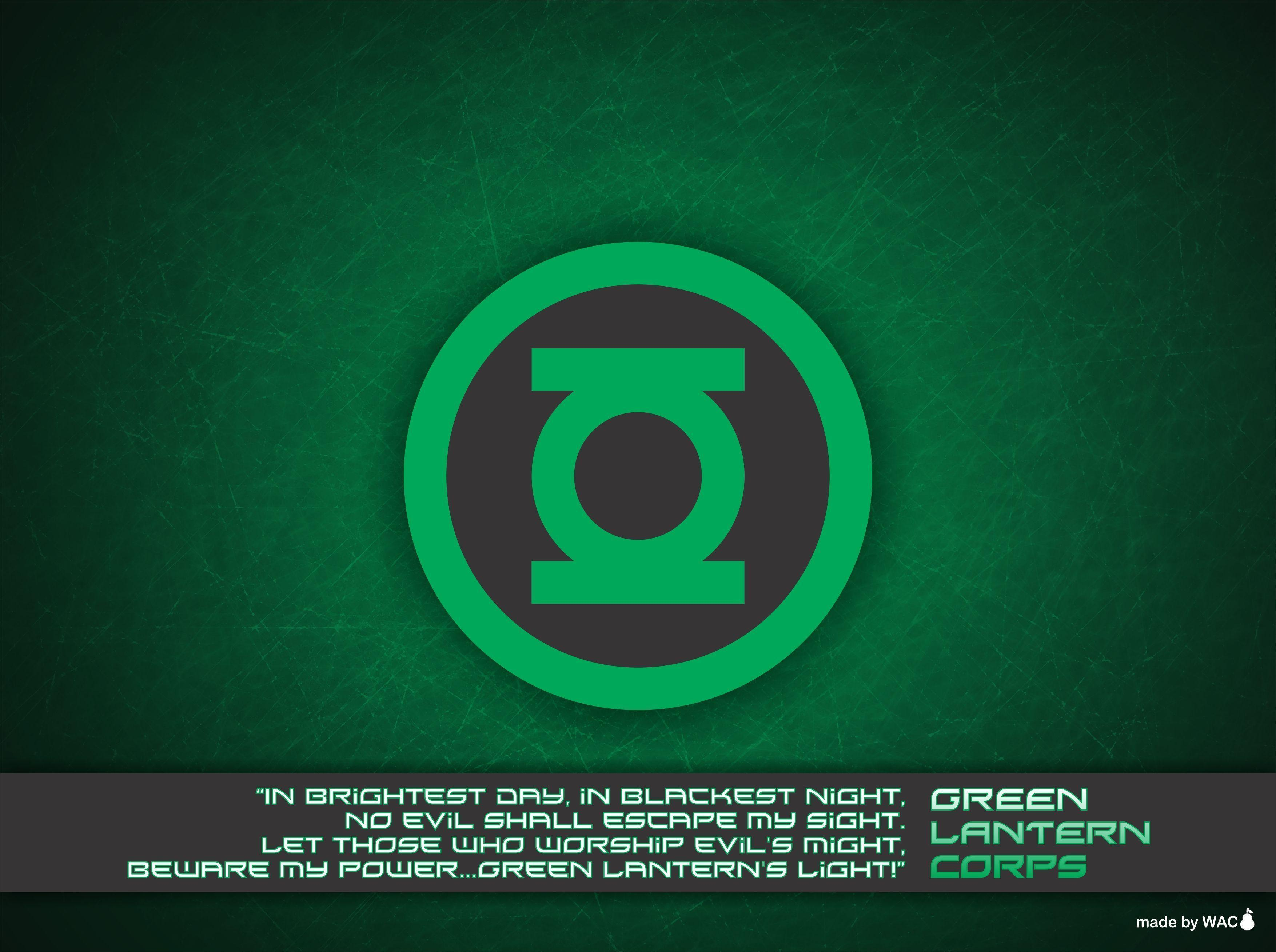 Lantern Corps Wallpapers