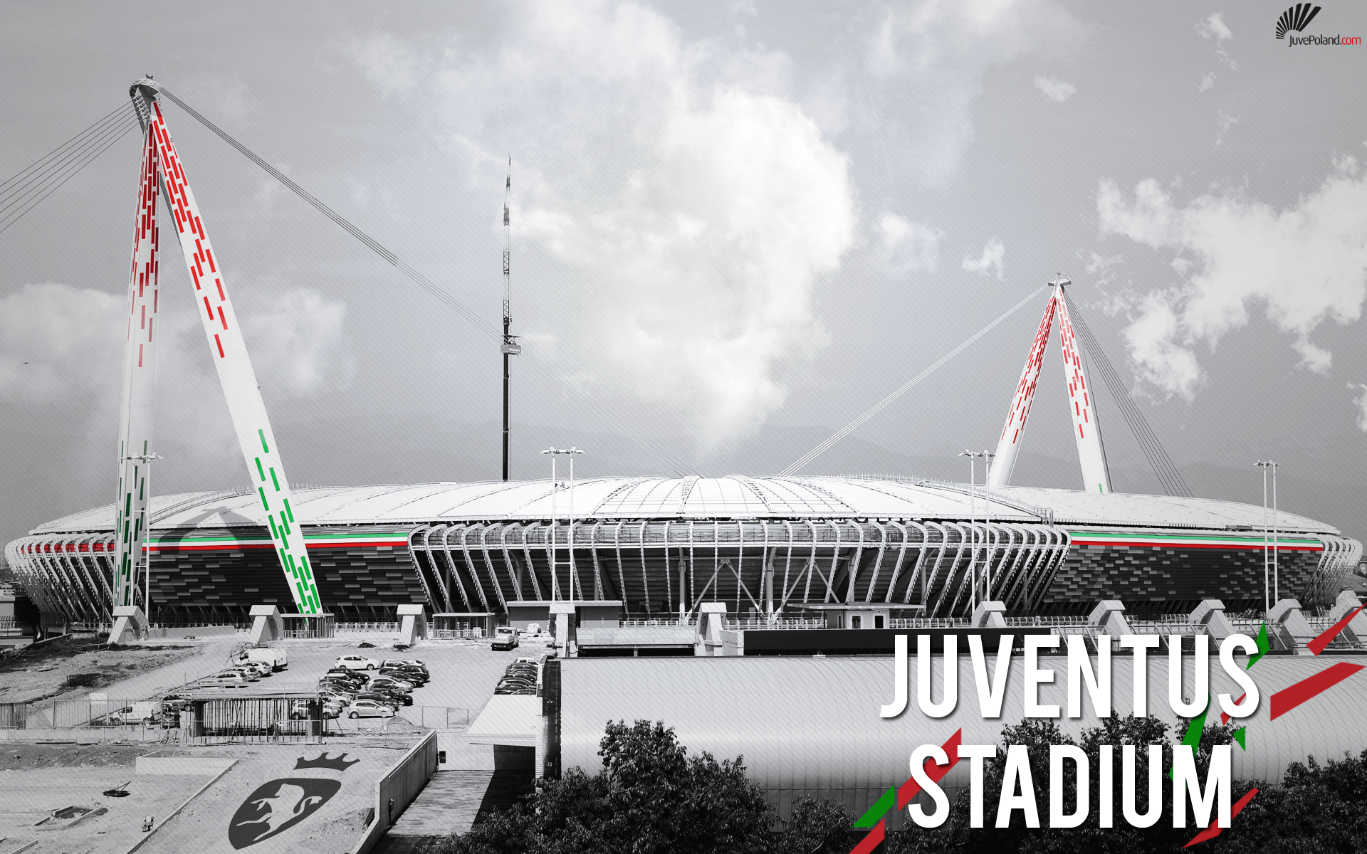 Juventus stadium wallpapers wallpaper cave for Sfondo juventus hd