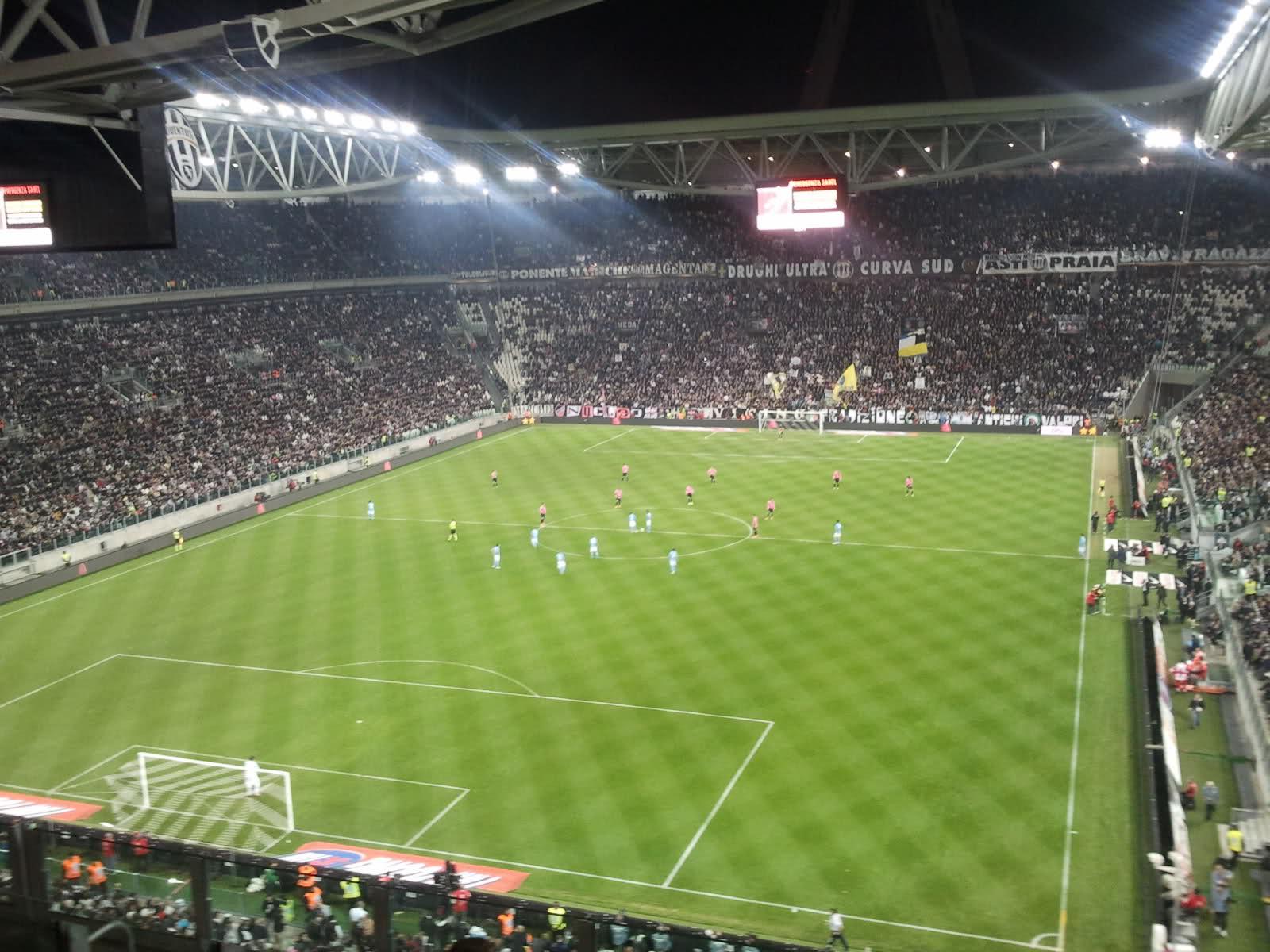 Juventus Vs Udinese Wallpaper: Juventus Stadium Wallpapers