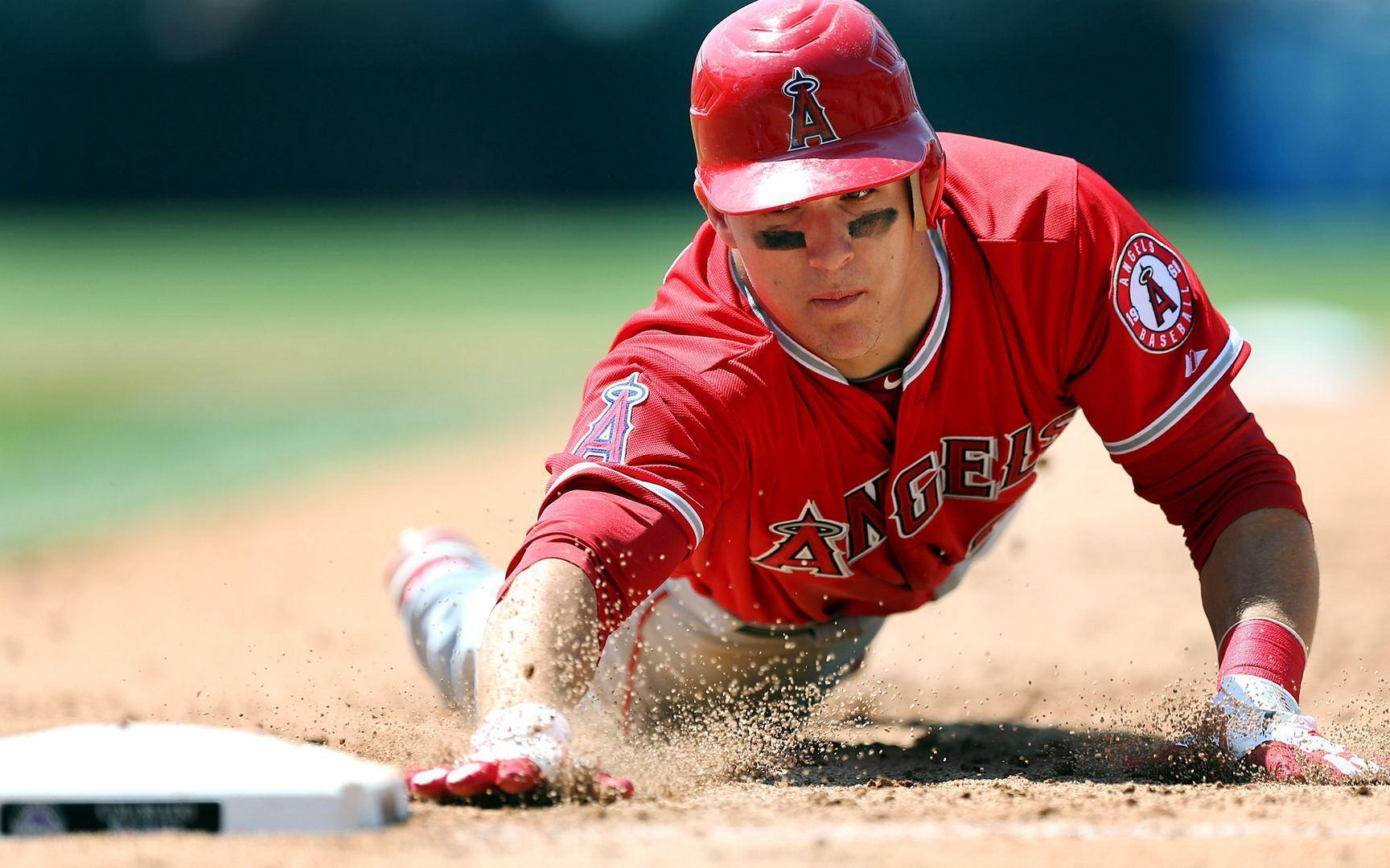 Mike Trout Wallpapers, 44 Mike Trout Android Compatible Photos