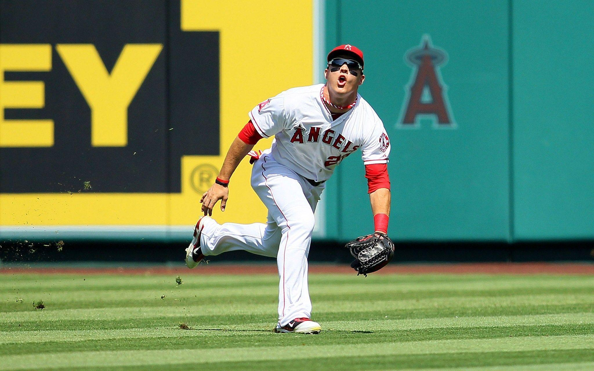 Mike Trout Wallpapers HD