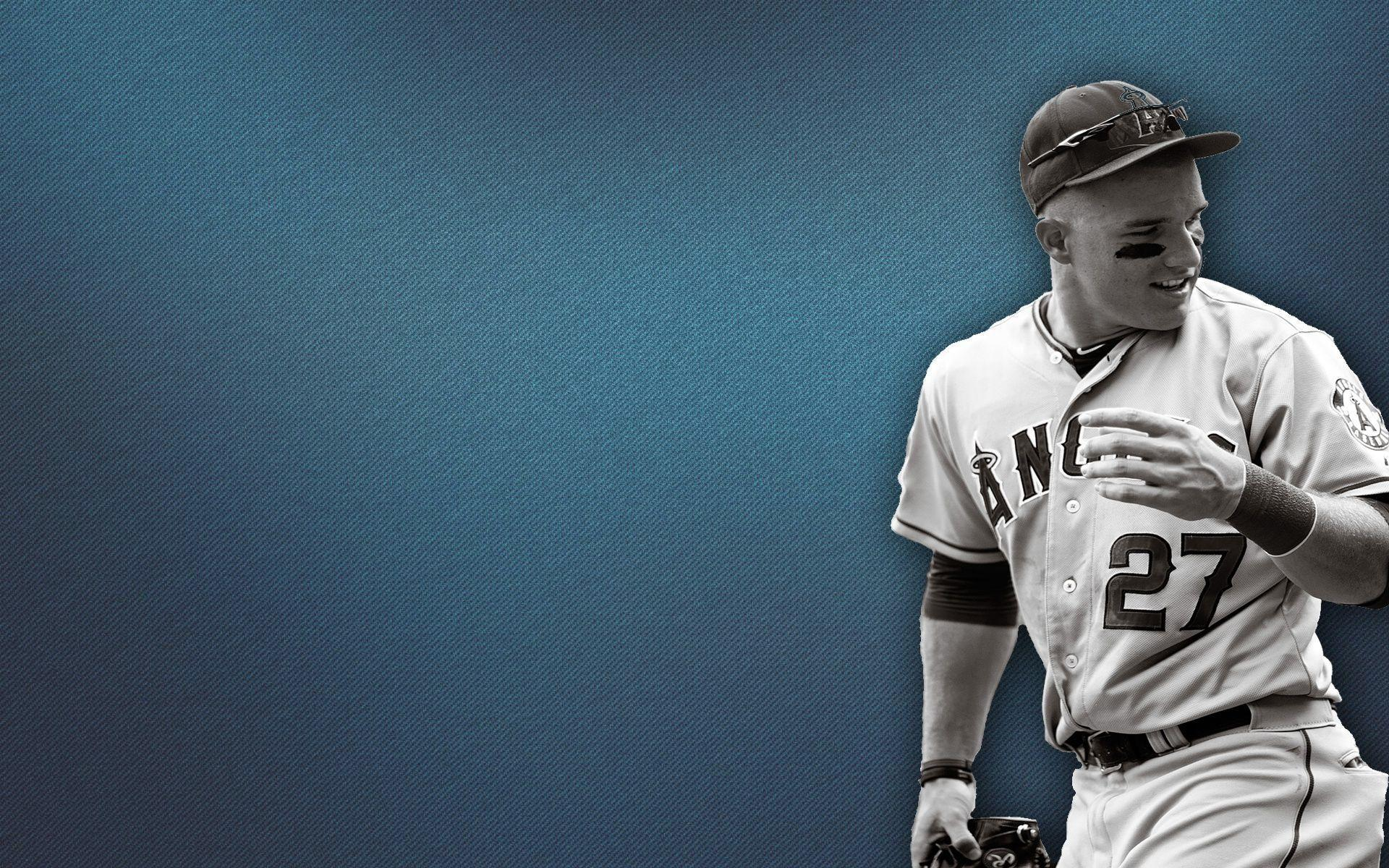 Mike Trout wallpapers