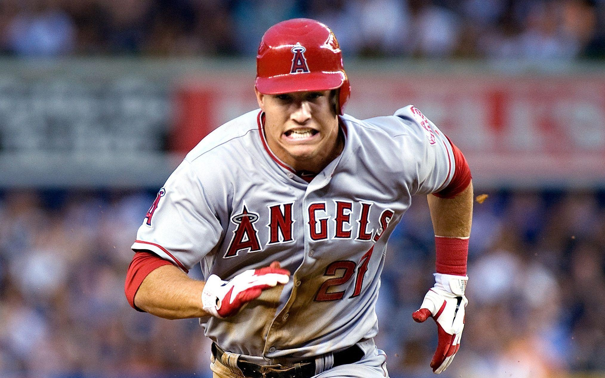 Mike Trout Baseball Player Wallpapers with Mike Trout Wallpapers