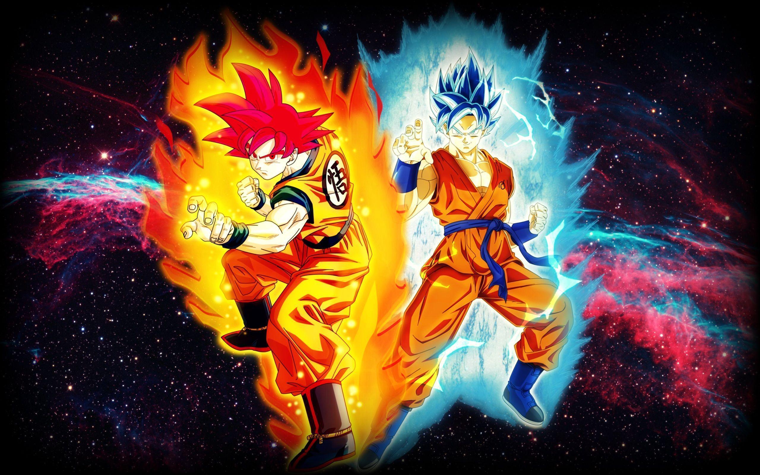 Goku And Vegeta Full Hd Fondo De Pantalla And Fondo De: Goku SSGSS Wallpapers