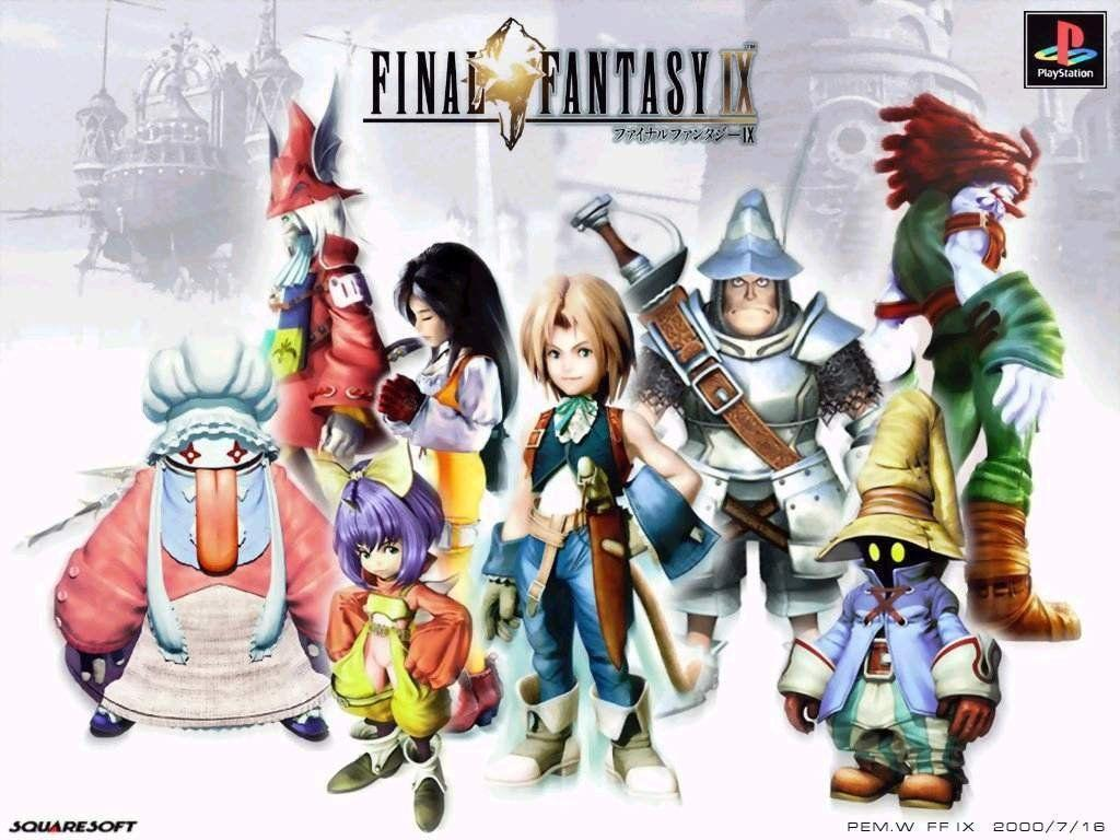Final Fantasy 9 Wallpapers