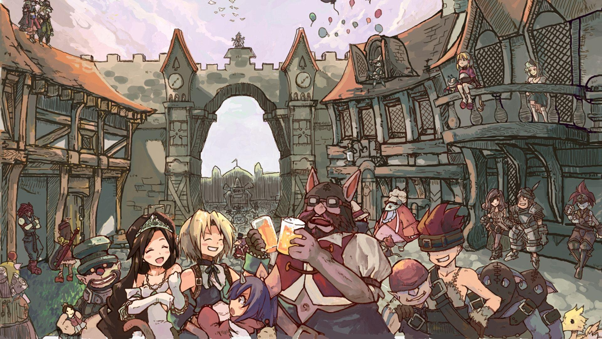 37+ Final Fantasy Ix Wallpapers