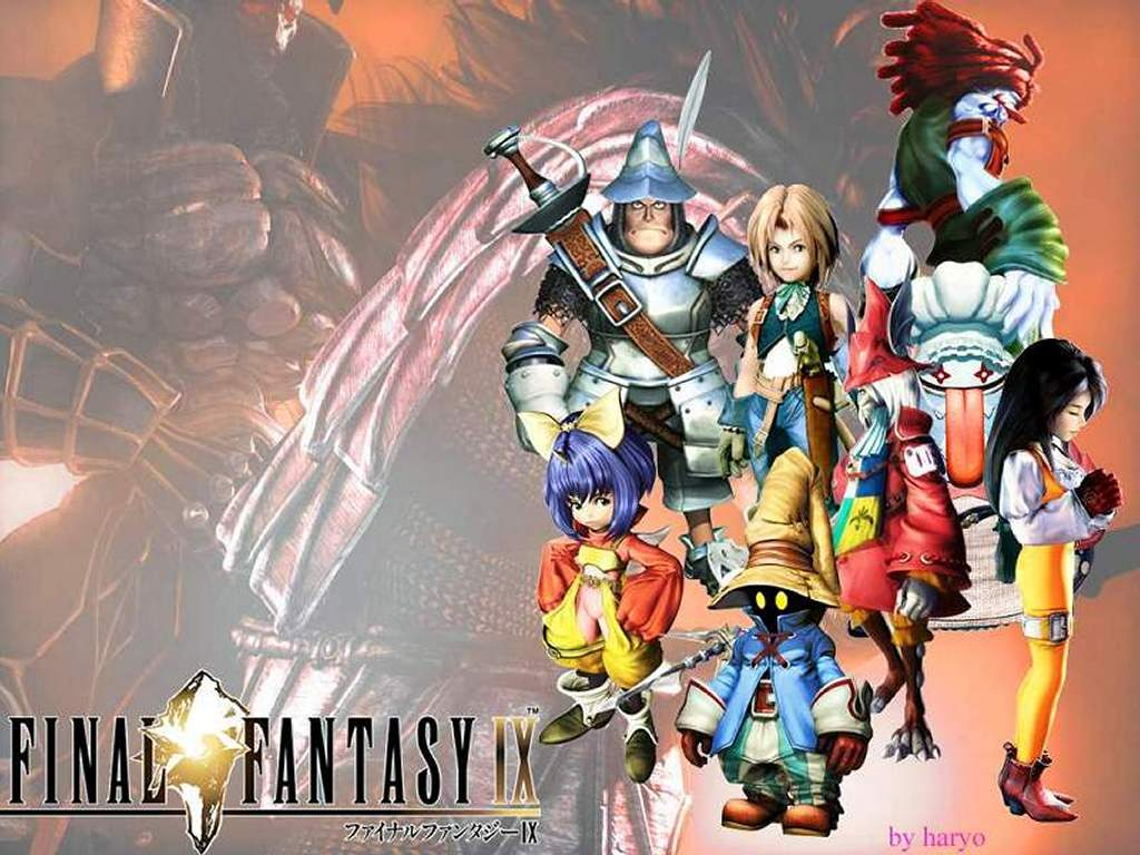 Final Fantasy 9 Wallpaper: Final Fantasy IX Wallpapers